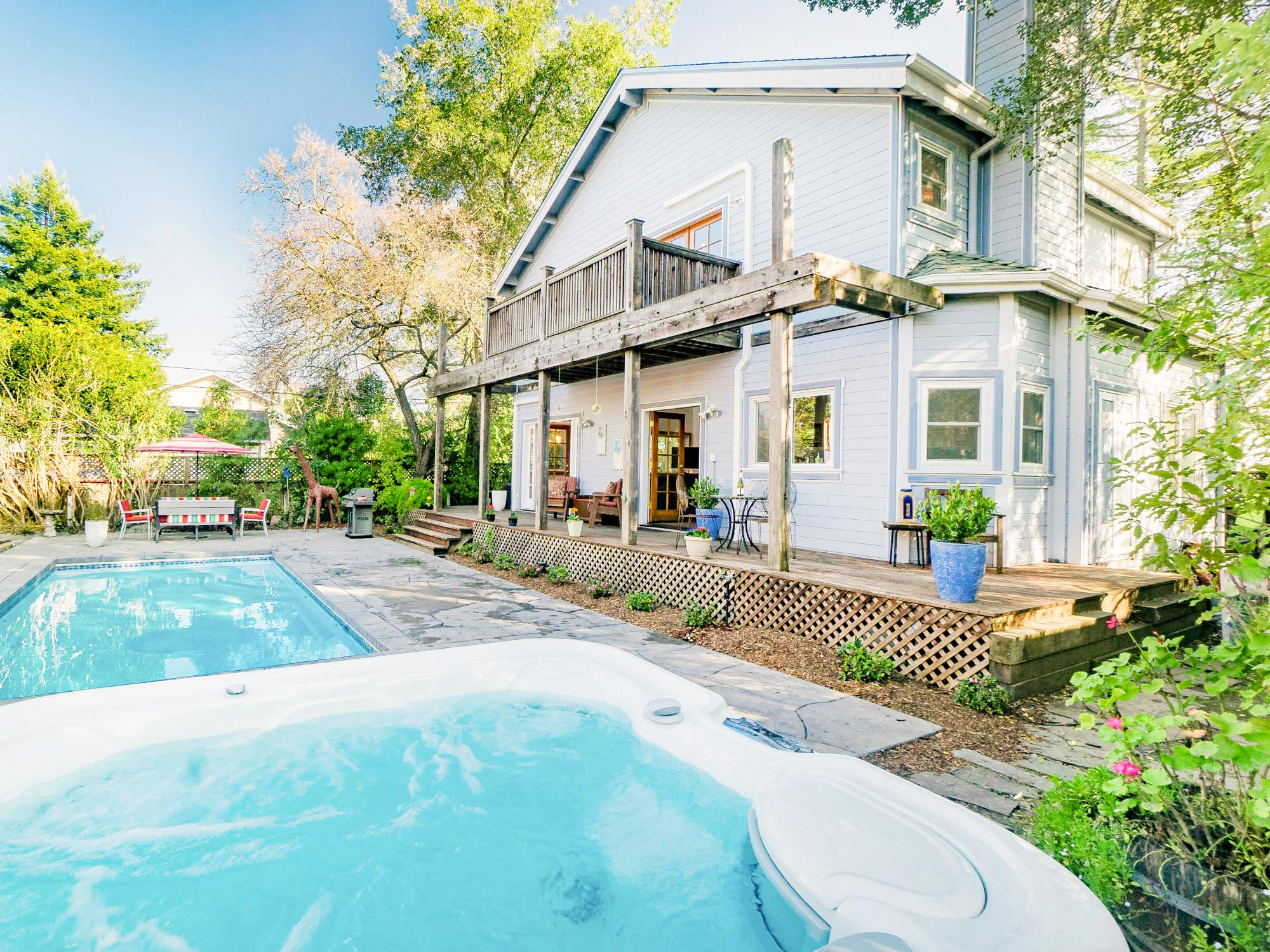 Welcome to Sonoma! Your charming home is professionally managed and maintained by TurnKey Vacation Rentals.