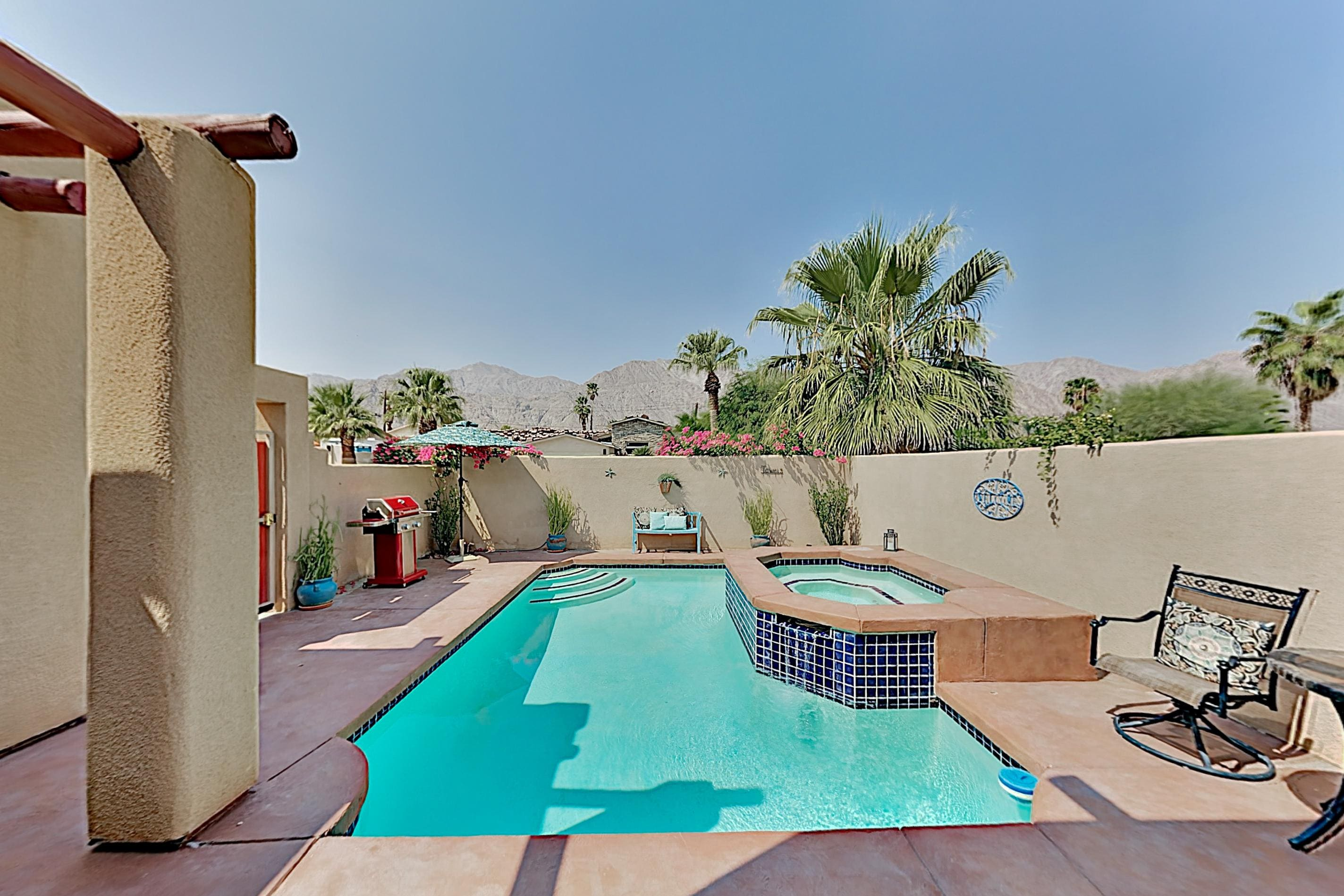 Property Image 1 - La Quinta Retreat with Private Pool and Hot Tub