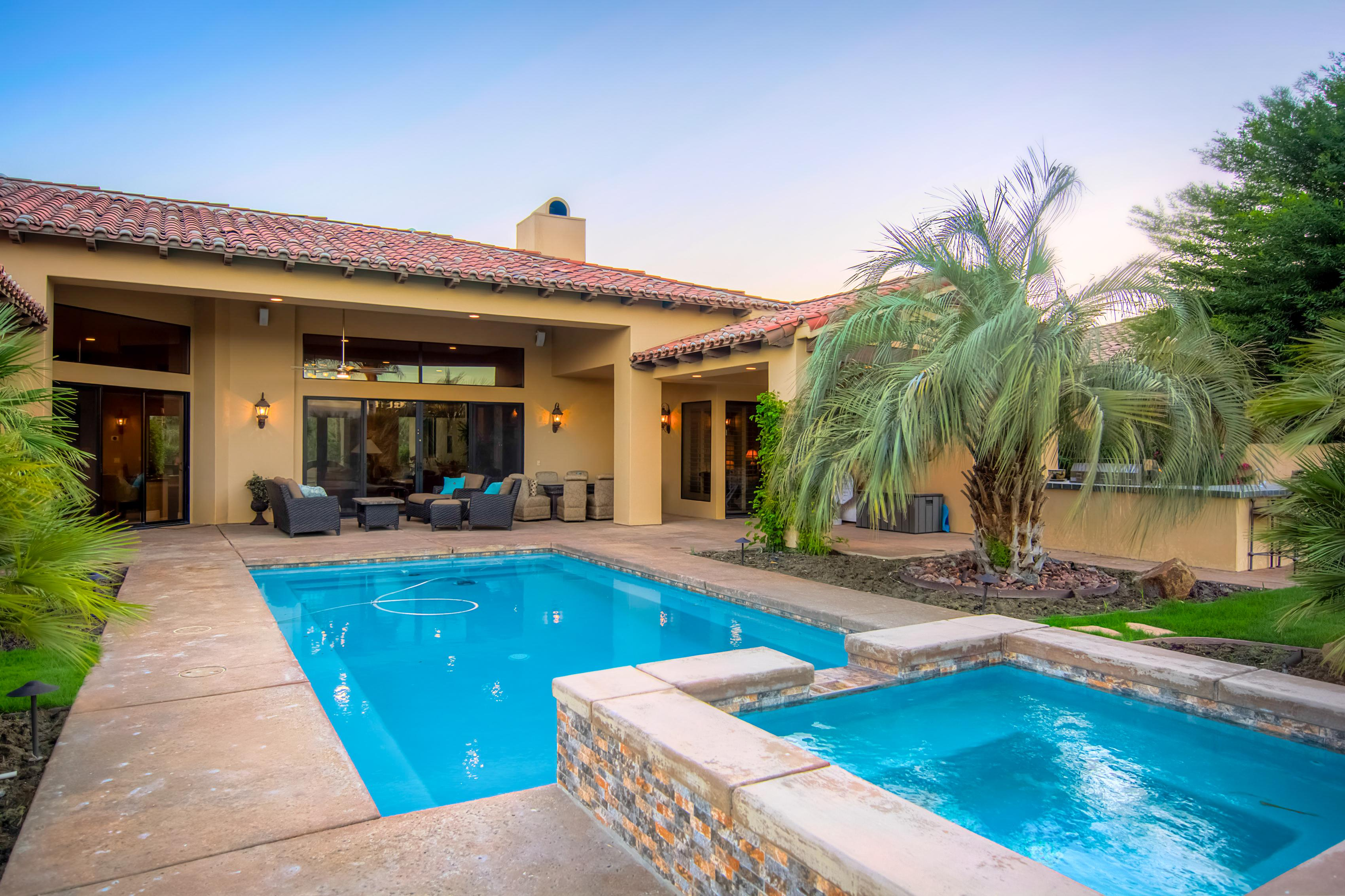 Welcome to your desert paradise in La Quinta, professionally managed by TurnKey Vacation Rentals.