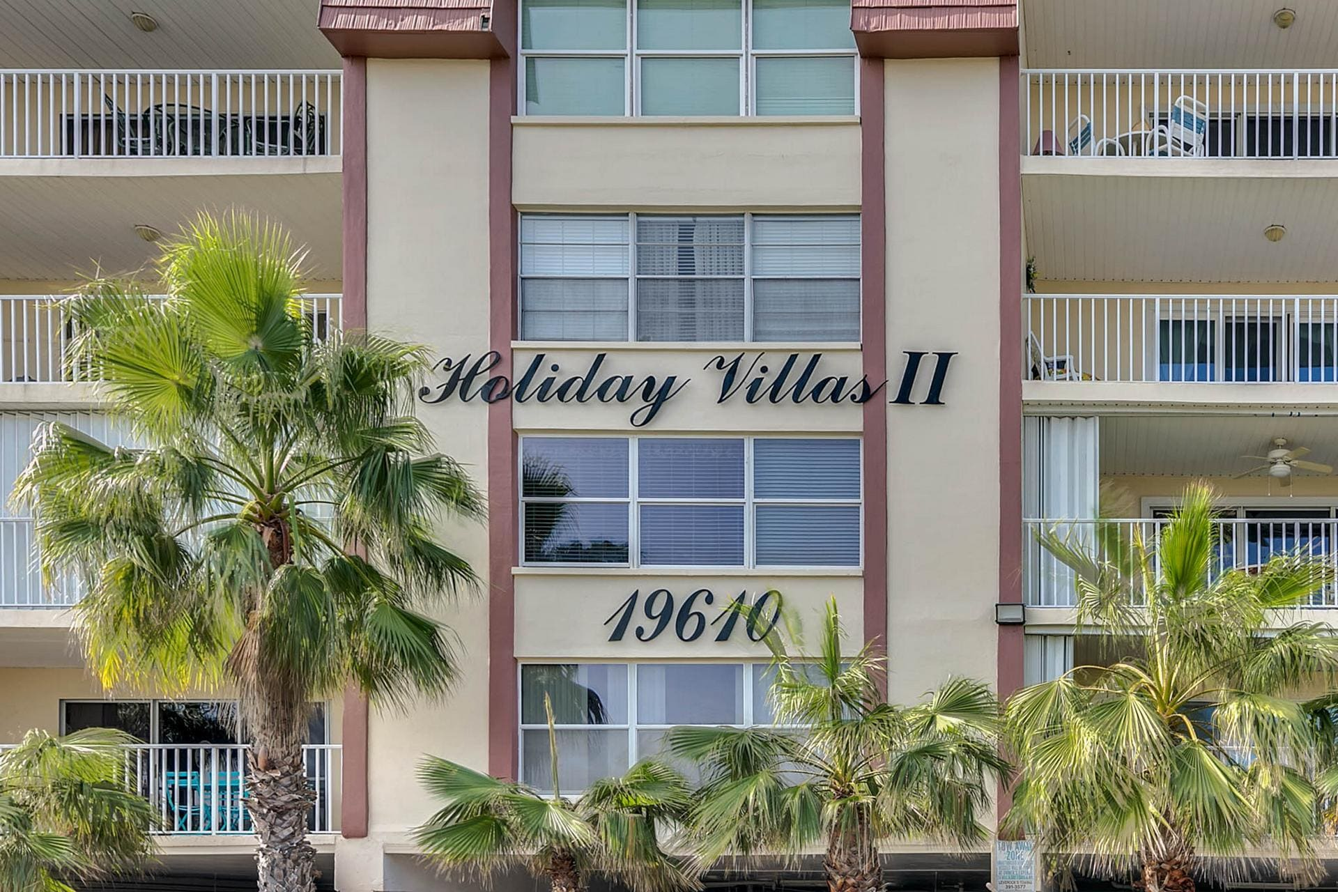 This Gulf-front condo is just 15 minutes from St. Pete.