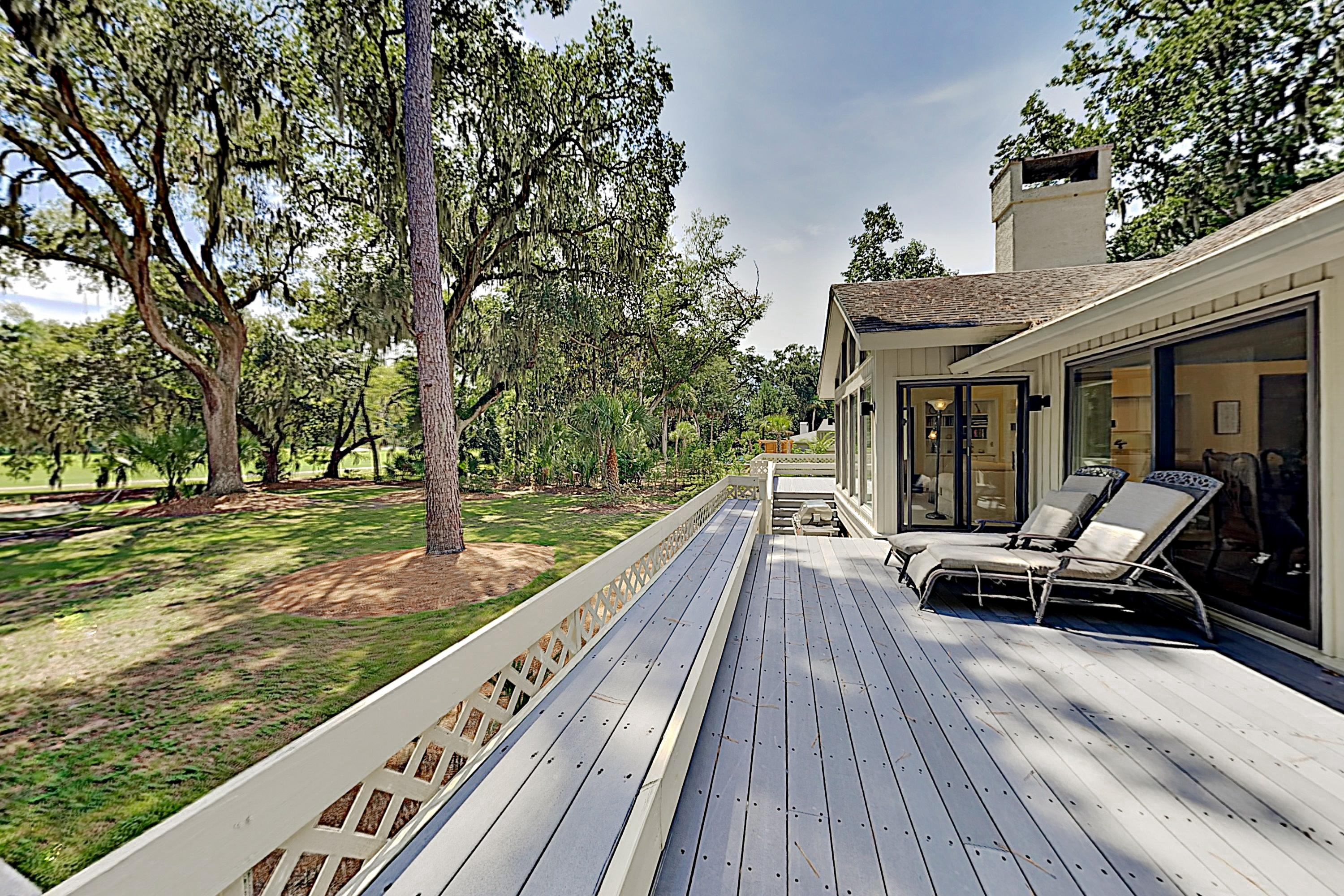 Property Image 1 - Expansive Bright Home with Gazebo in Hilton Head