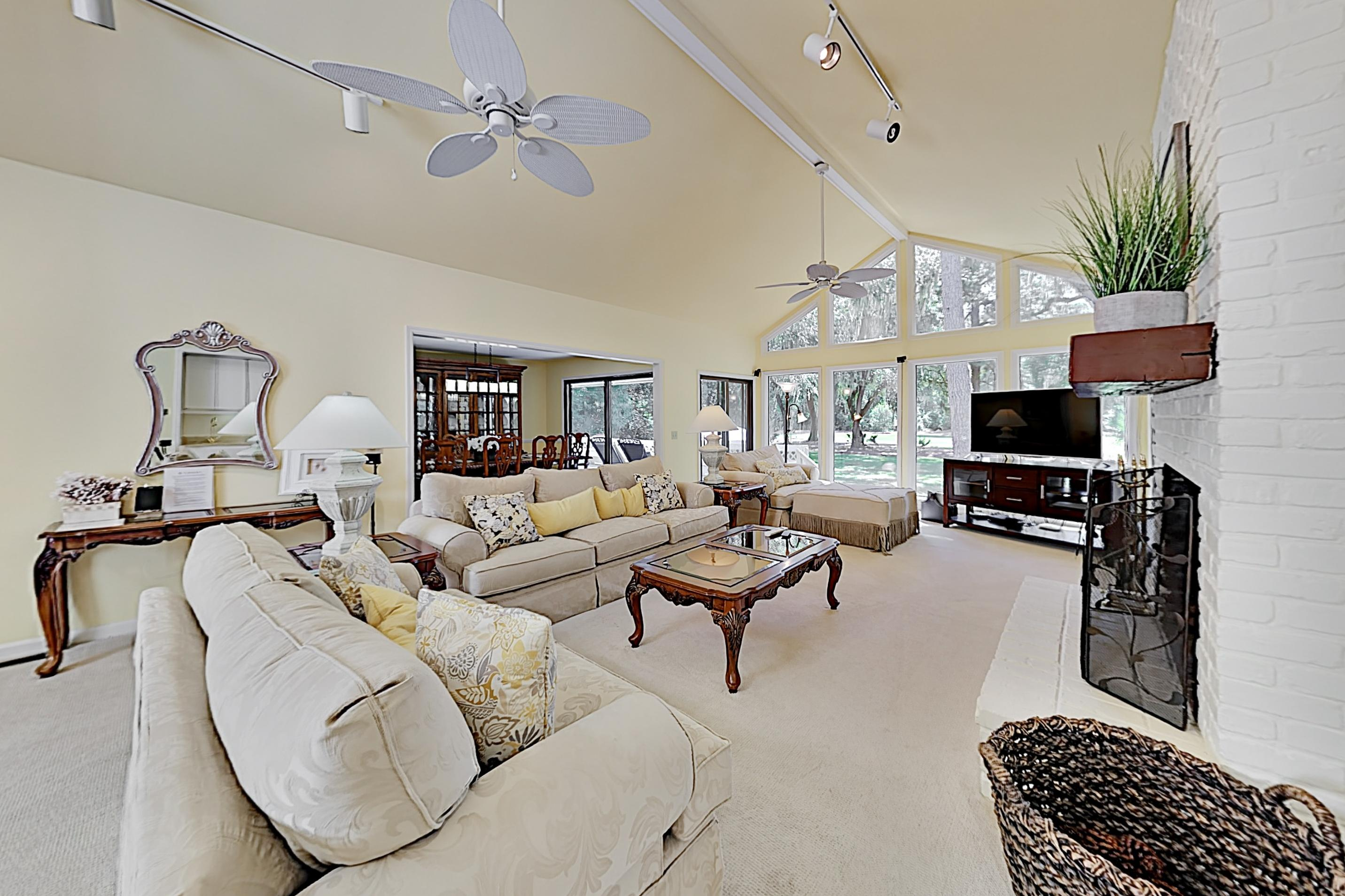 Property Image 2 - Expansive Bright Home with Gazebo in Hilton Head