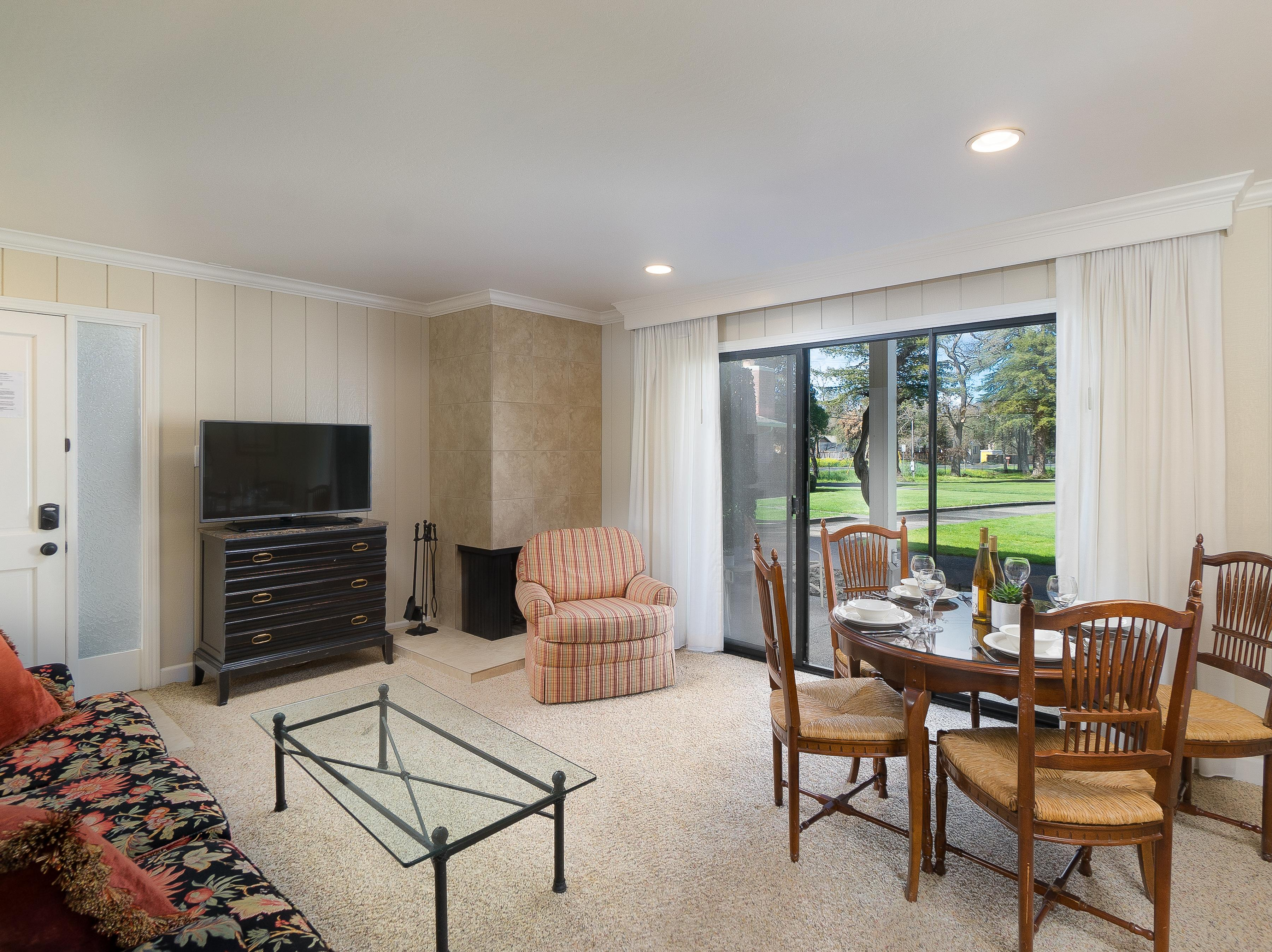 Welcome to Napa Valley! These 2 adjoining condos are professionally managed by TurnKey Vacation Rentals.