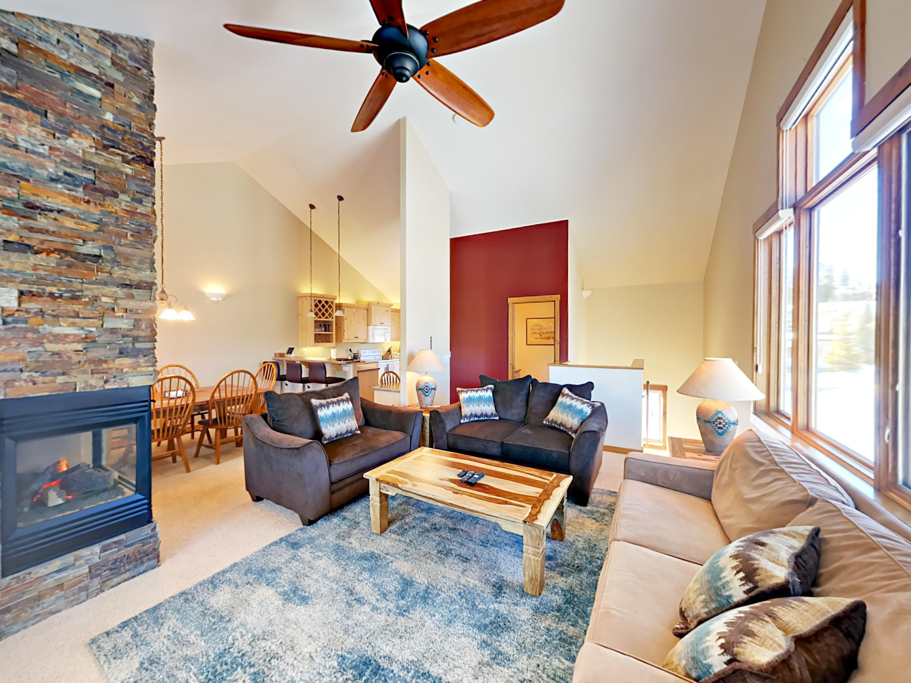 Welcome to Winter Park! Your rental is professionally managed by TurnKey Vacation Rentals.