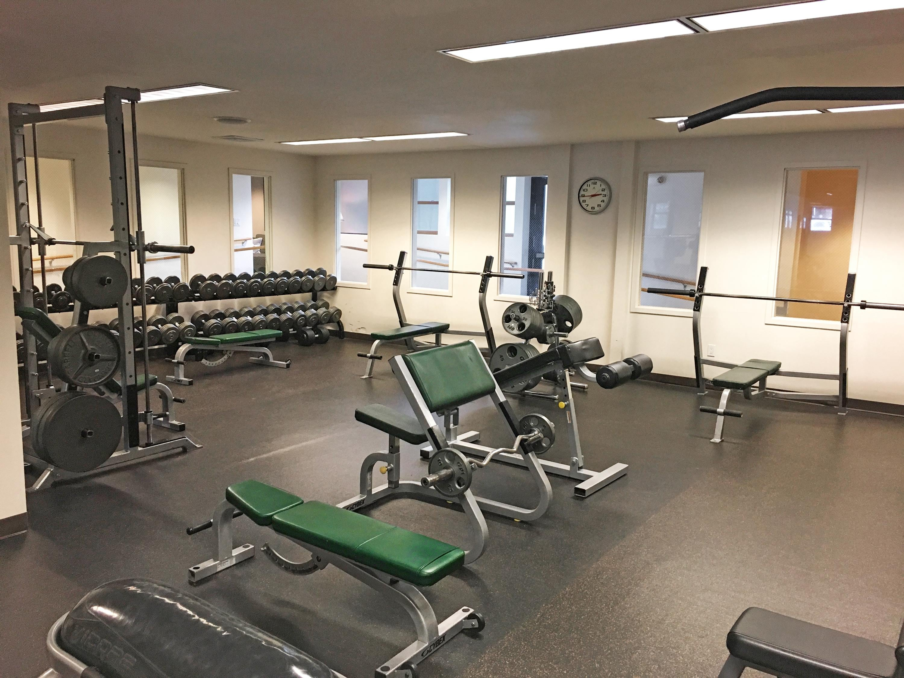 Vail Racquet Club Gym