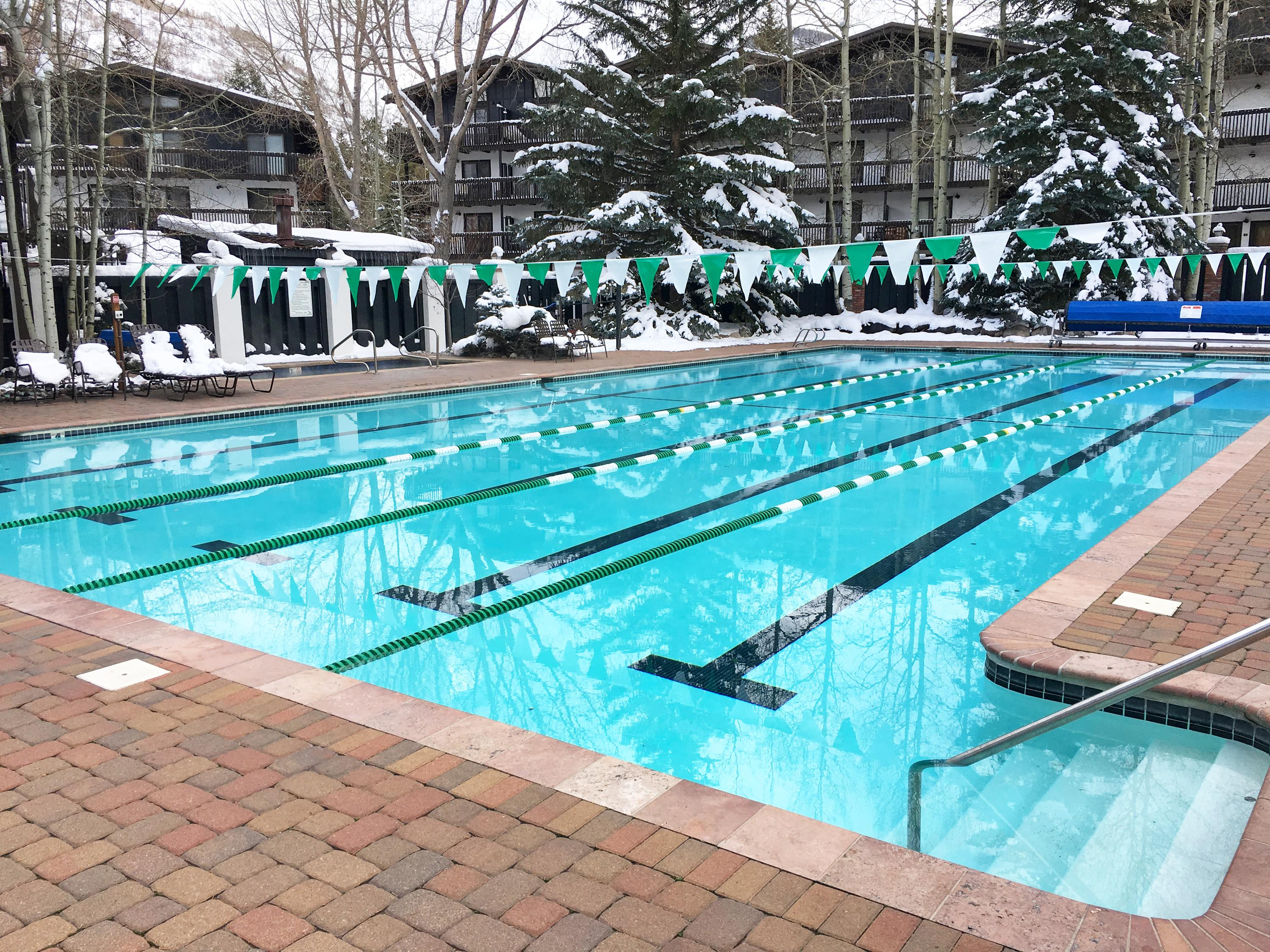 Vail Racquet Club Pool