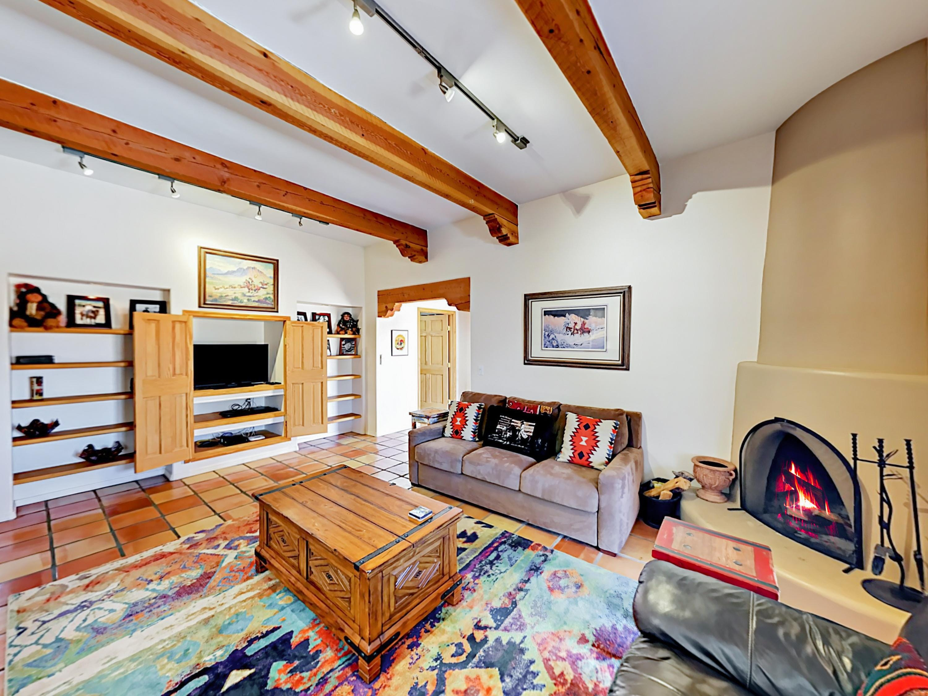 Welcome to Santa Fe! This house is professionally managed by TurnKey Vacation Rentals.