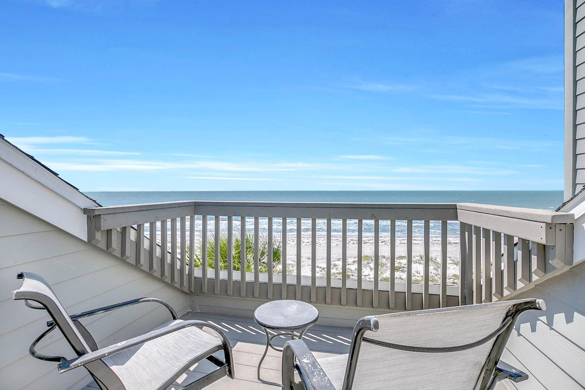 Welcome to Indian Rocks Beach! This Gulf-front townhome is professionally managed by TurnKey Vacation Rentals.
