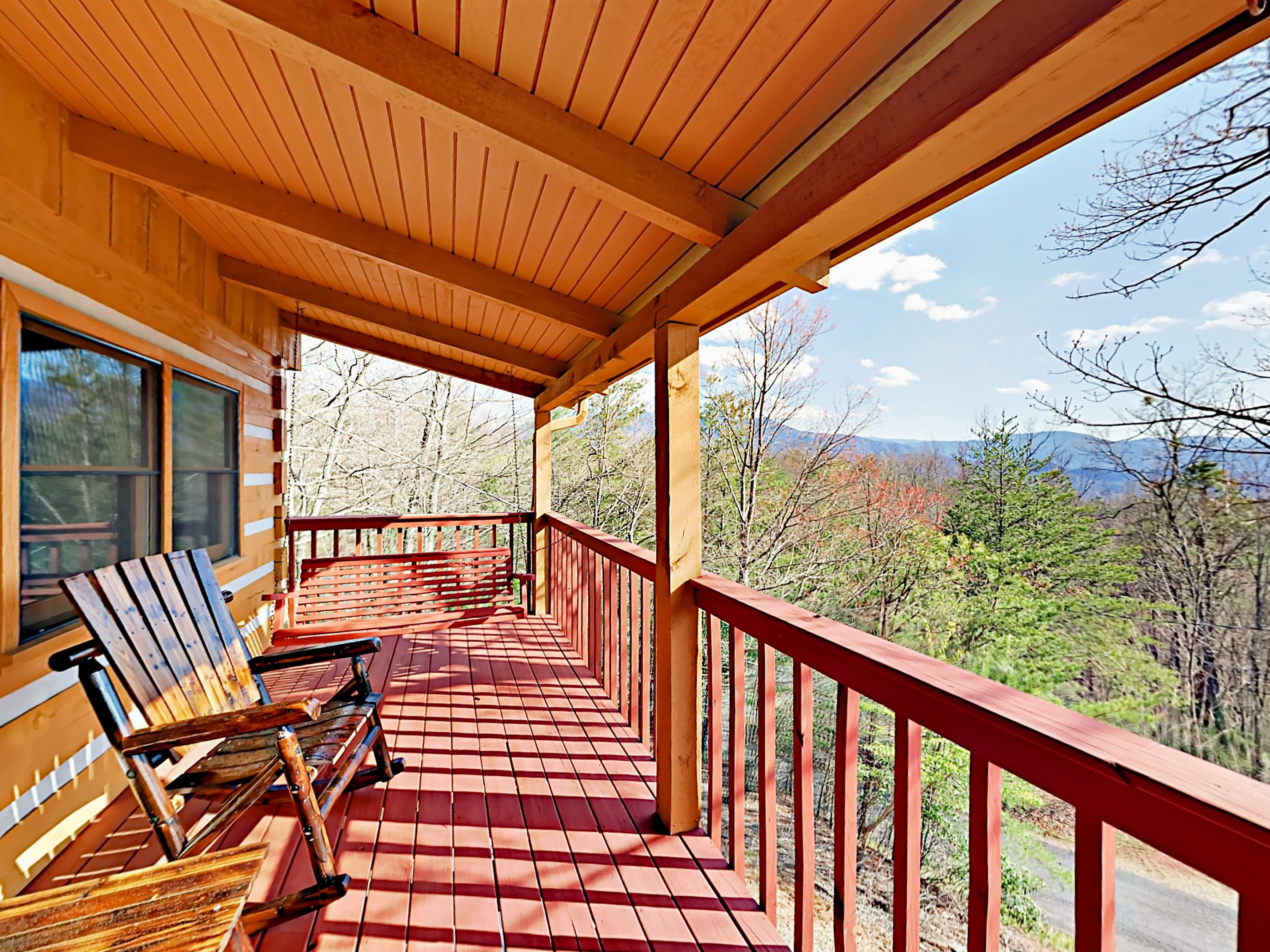 This lovely getaway is professionally managed and maintained by TurnKey Vacation Rentals.