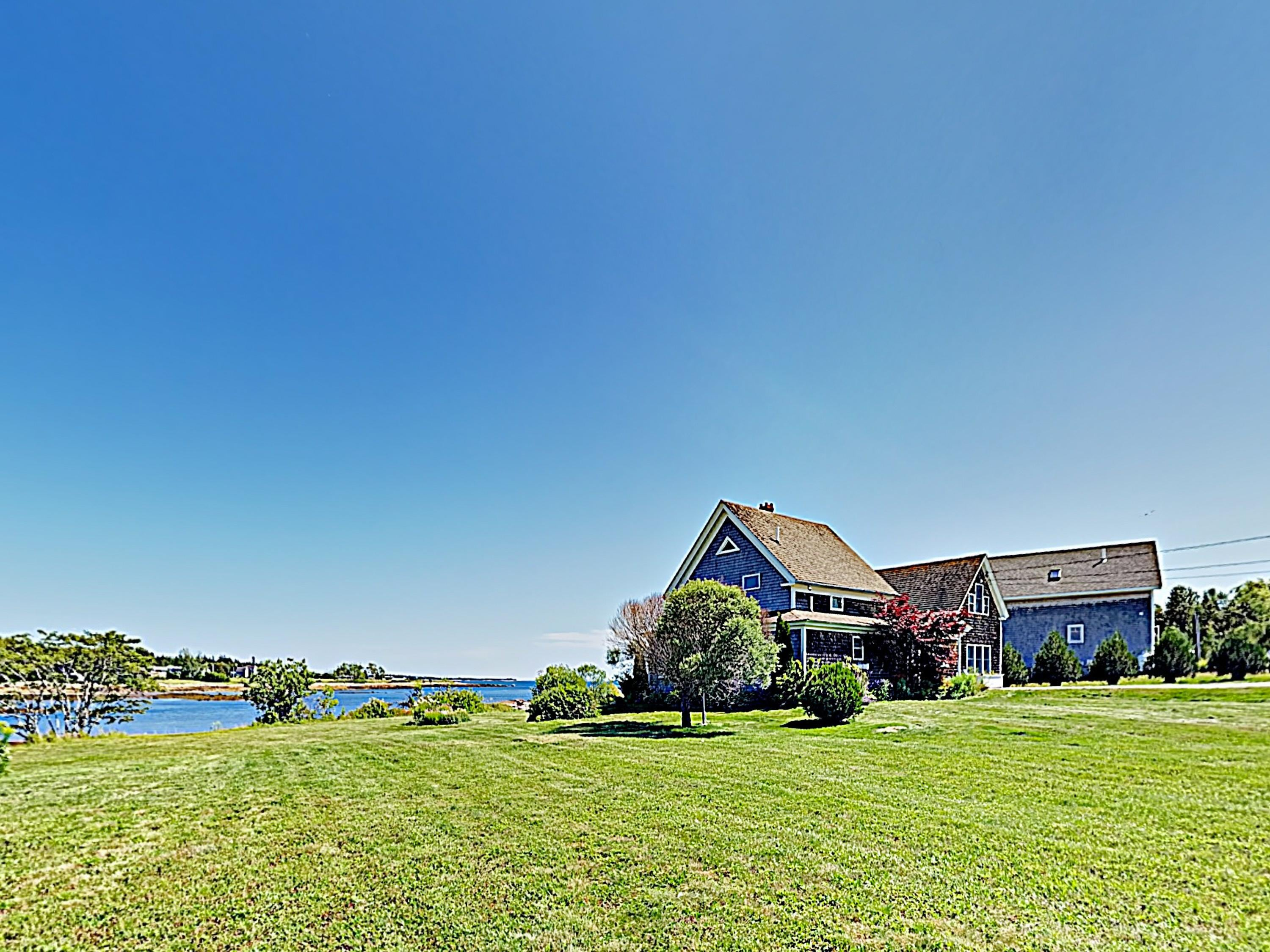 Welcome to Prospect Harbor! This waterfront cottage is professionally managed by TurnKey Vacation Rentals.