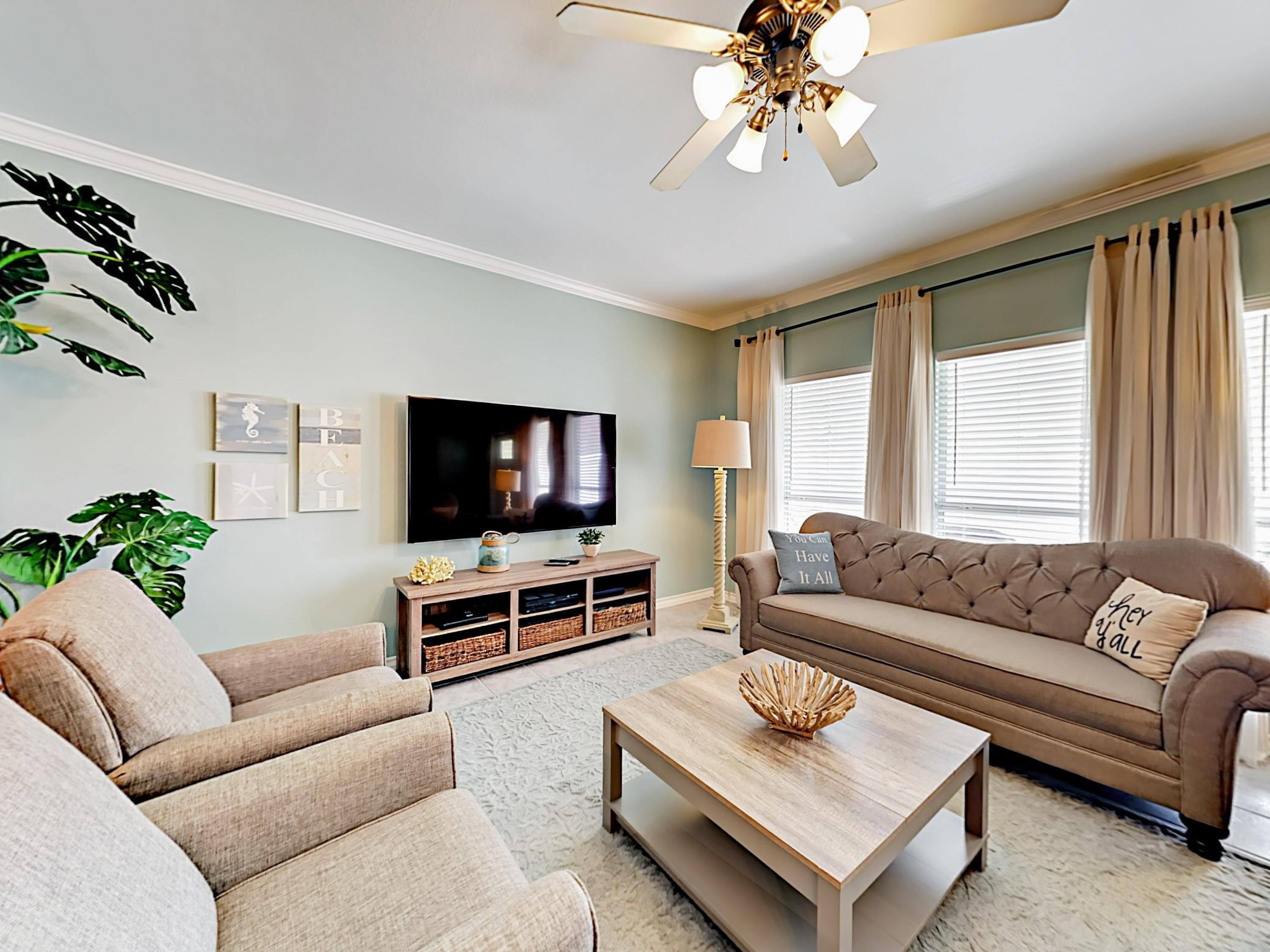 Welcome to Corpus Christi! This condo is professionally managed by TurnKey Vacation Rentals.