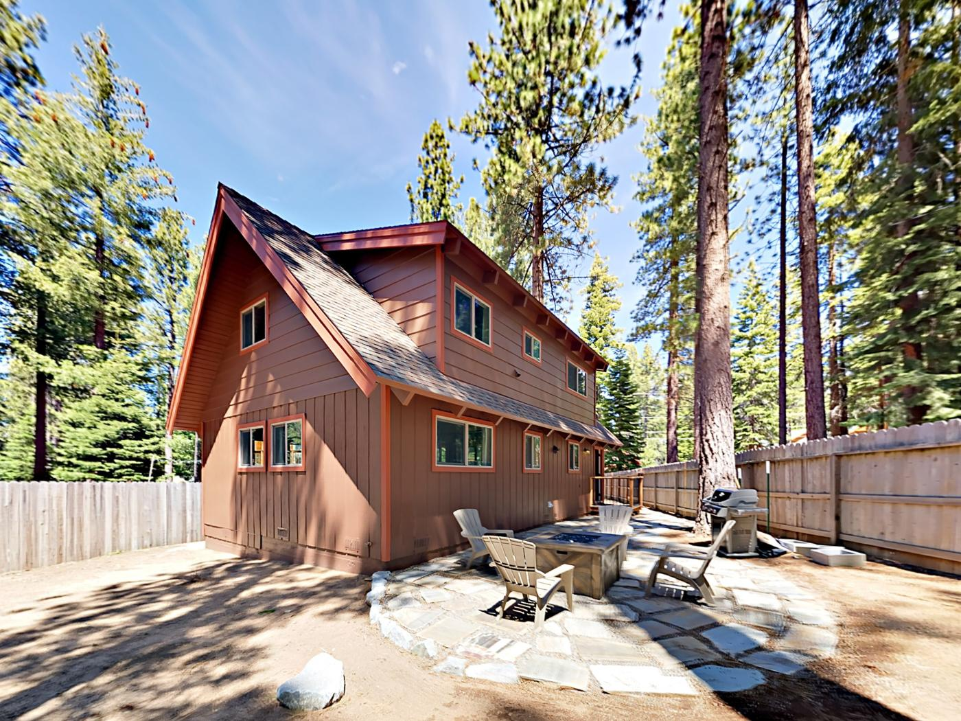 Welcome to South Lake Tahoe! This comfortable cabin is professionally managed by TurnKey Vacation Rentals.