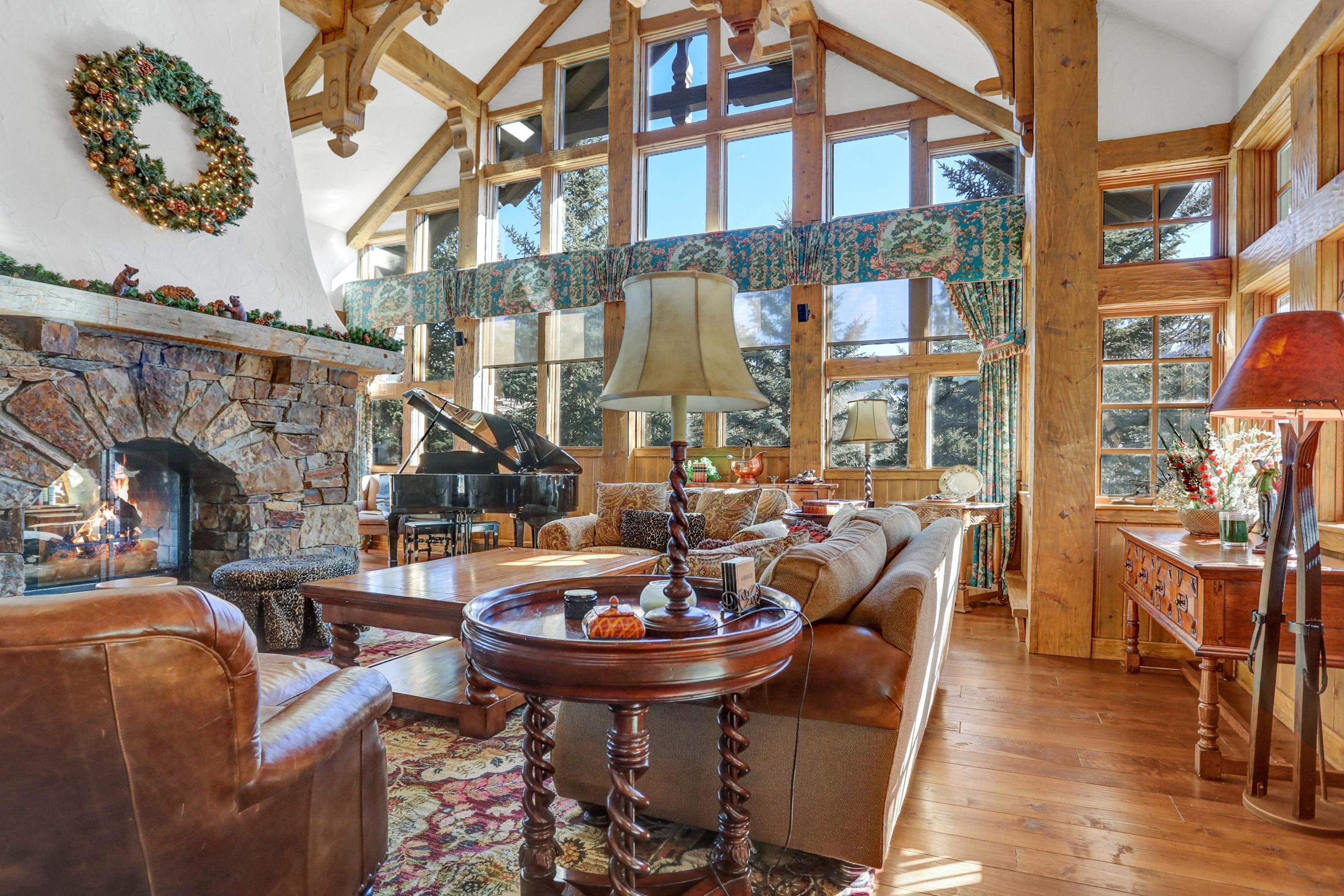 Welcome to Beaver Creek! This home is professionally managed by TurnKey Vacation Rentals.