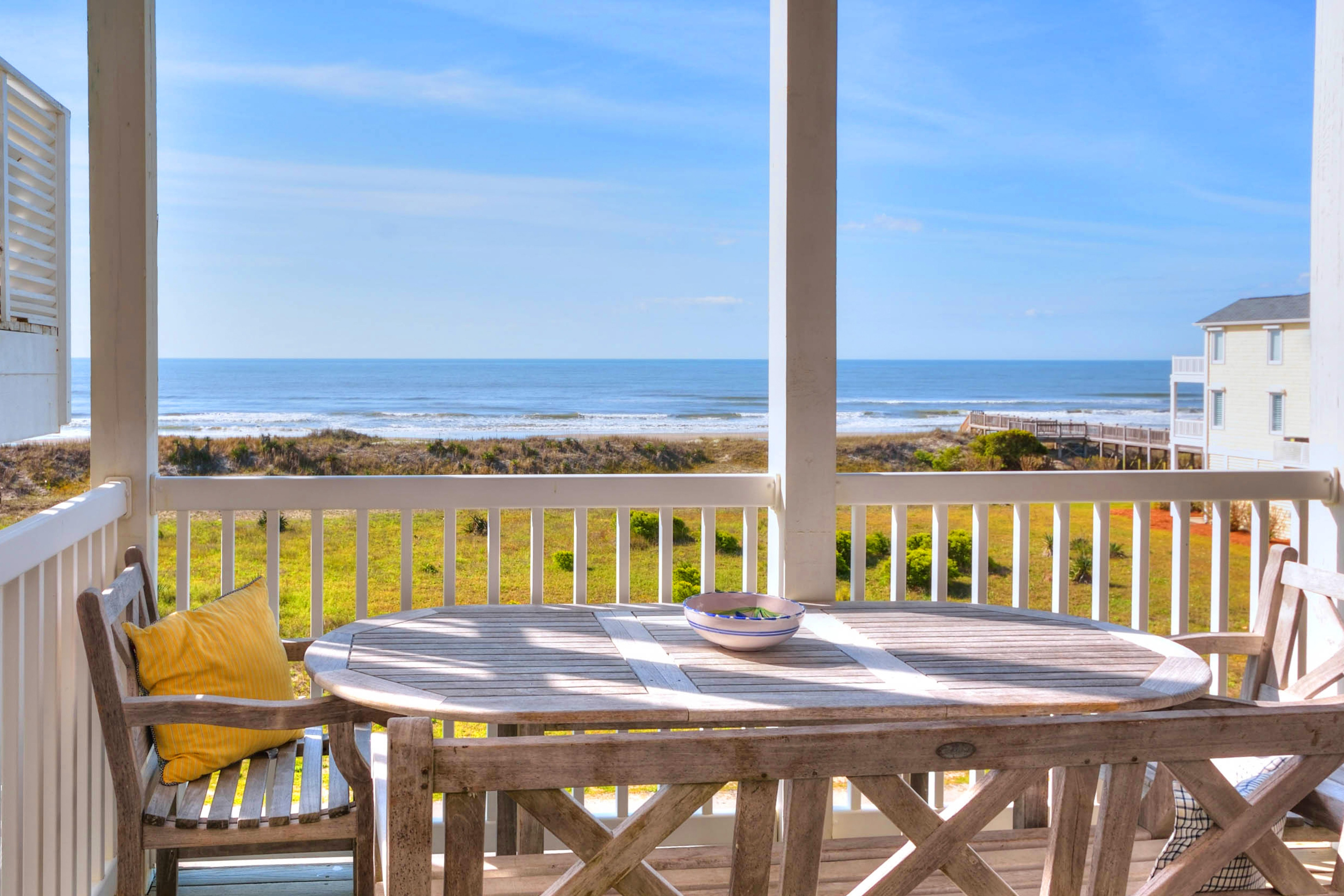 Welcome to Ocean Isle Beach! Your rental is professionally managed by TurnKey Vacation Rentals.