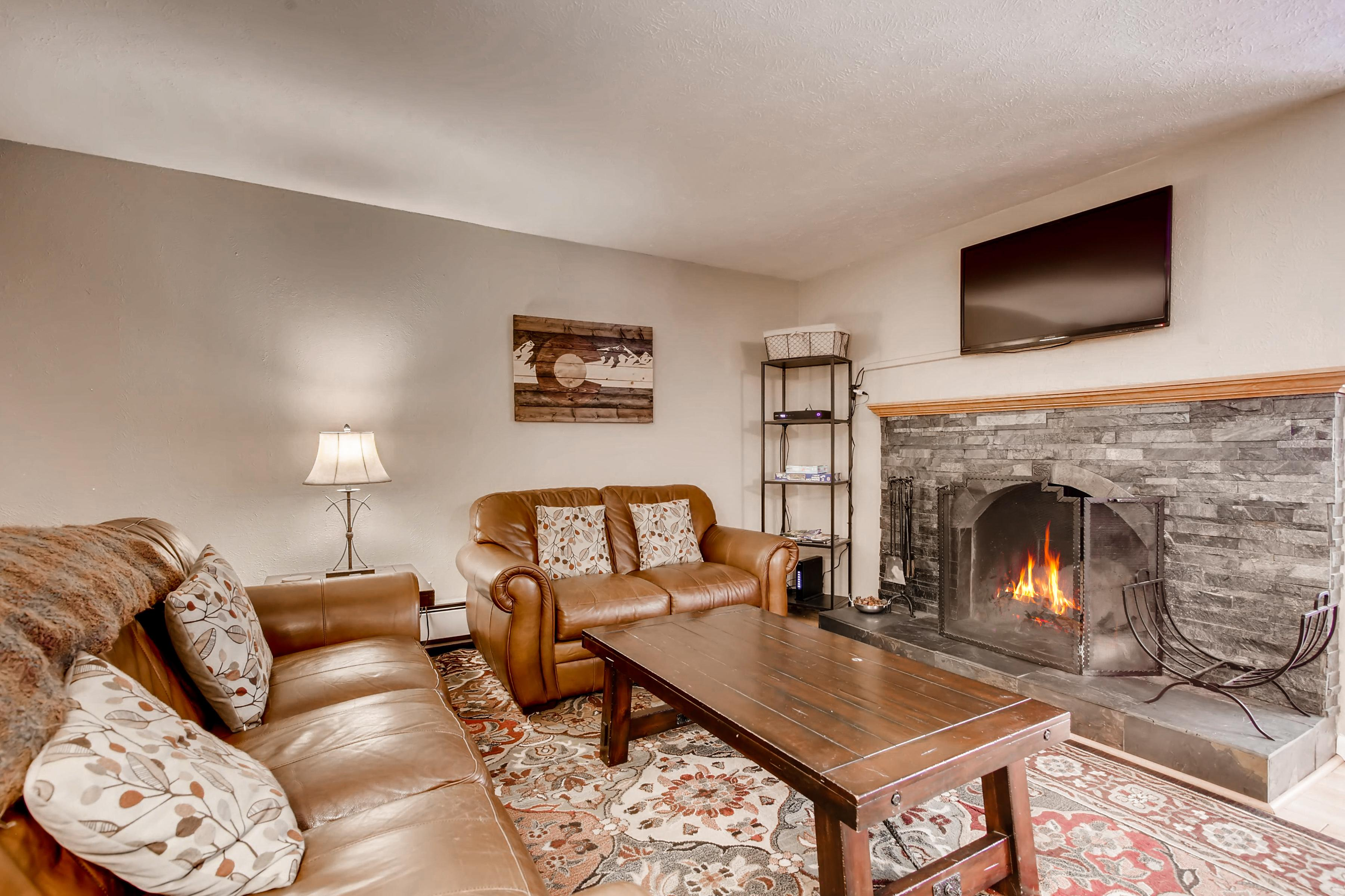 Welcome to Breckenridge! This townhome is professionally managed by TurnKey Vacation Rentals.