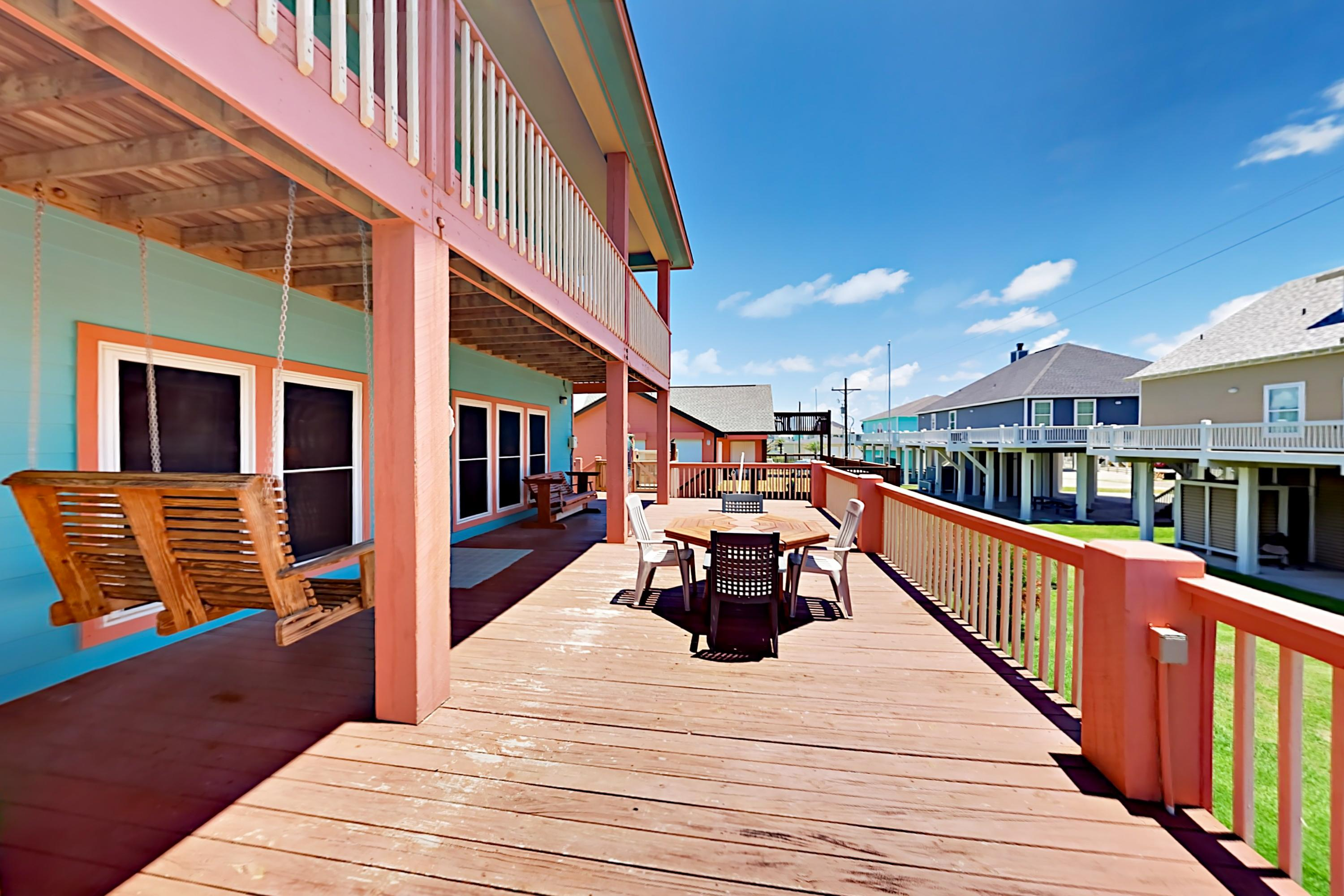 Property Image 2 - Welcoming Coastal Home with Large Deck; Minutes to Beach