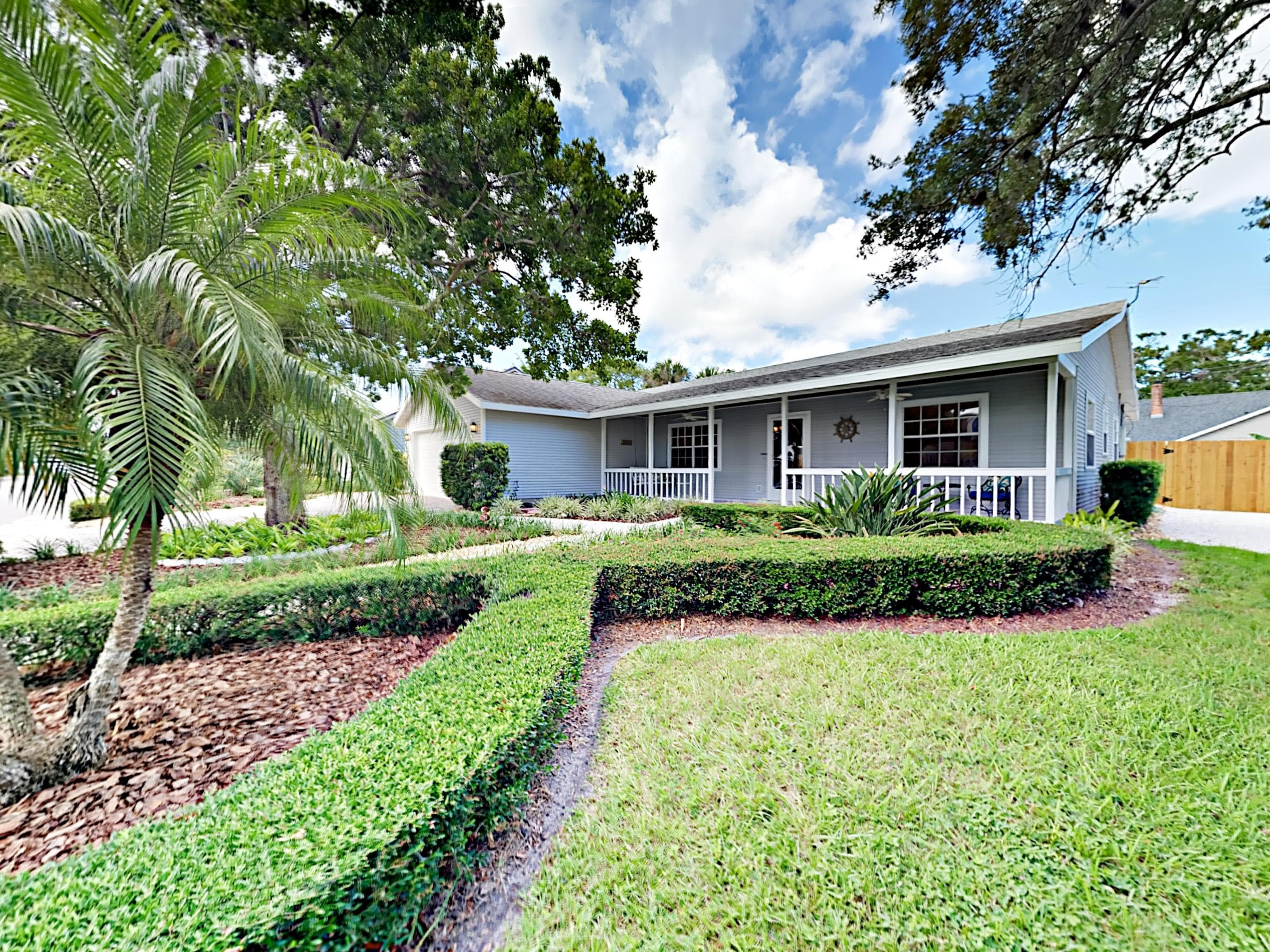 Welcome to Bradenton! Your home is professionally managed by TurnKey Vacation Rentals.