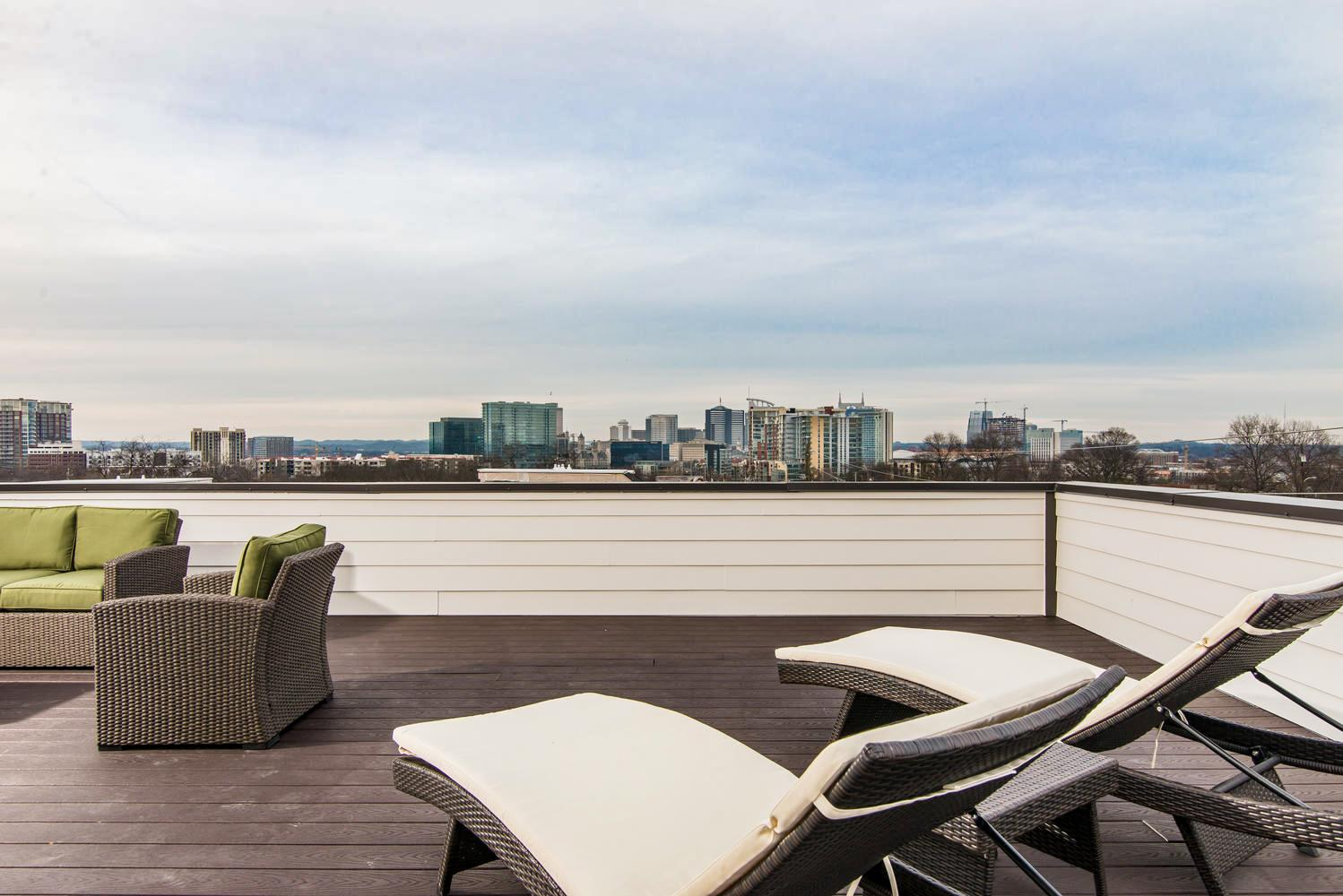 Property Image 1 - Modern Home with Roof-Deck Views of Nashville Skyline