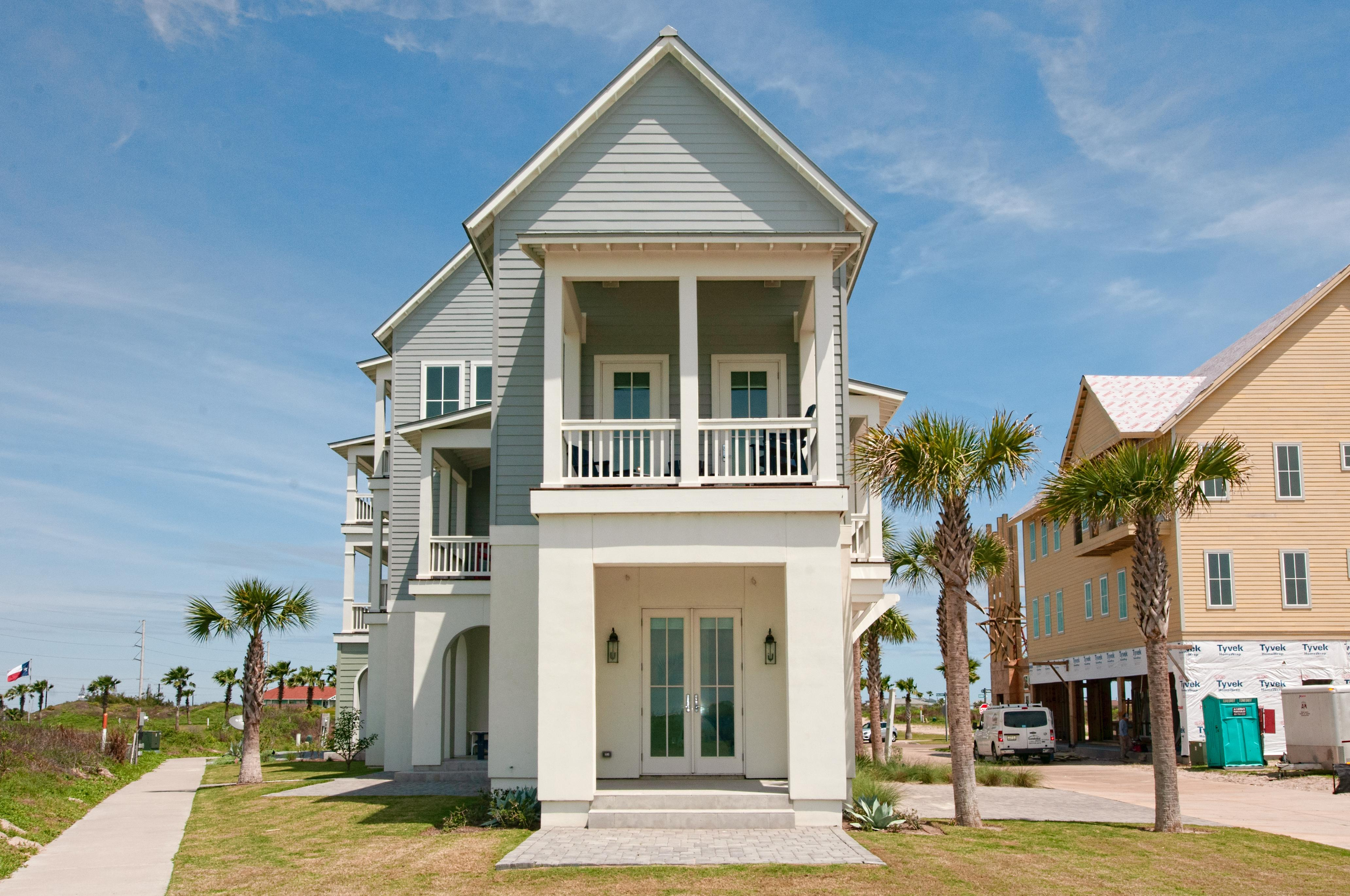 Welcome to Port Aransas! This house is professionally managed by TurnKey Vacation Rentals.