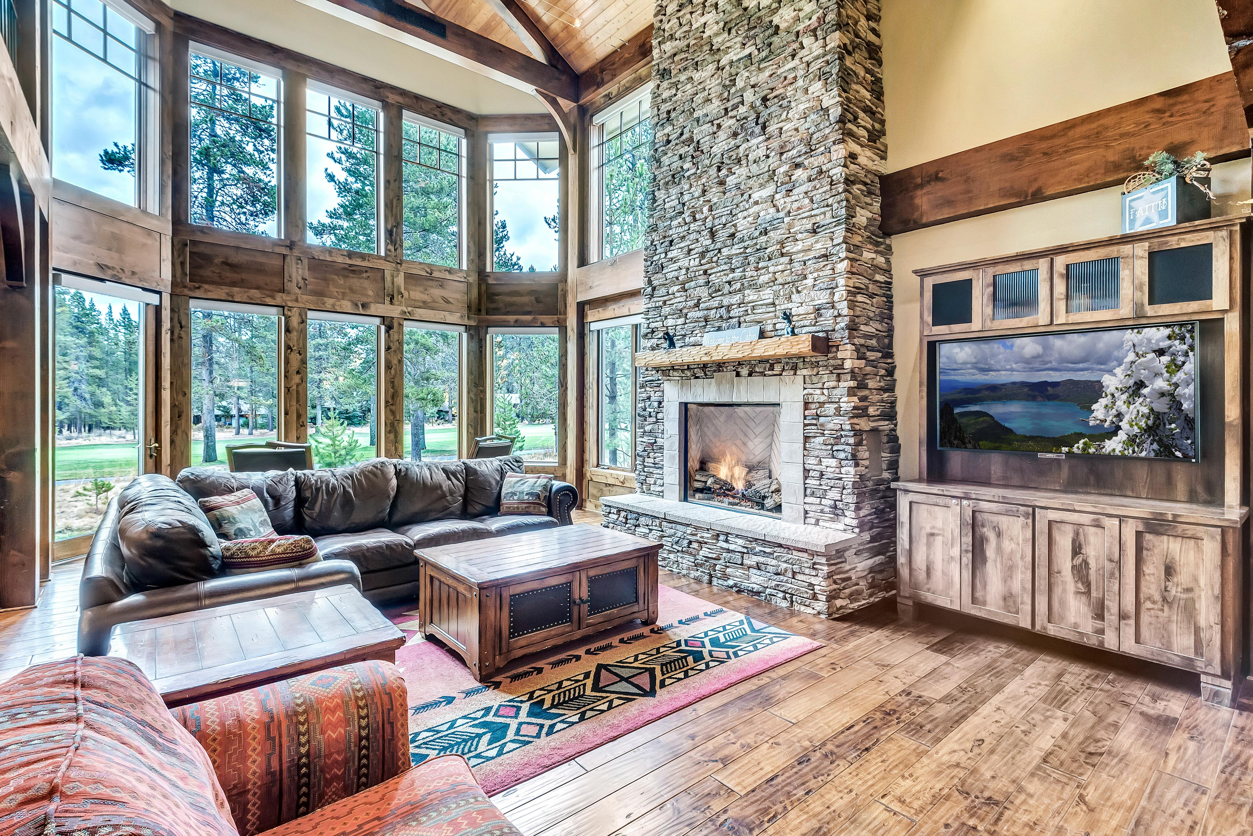 Welcome to Sunriver! Your mountain home is professionally managed by TurnKey Vacation Rentals.