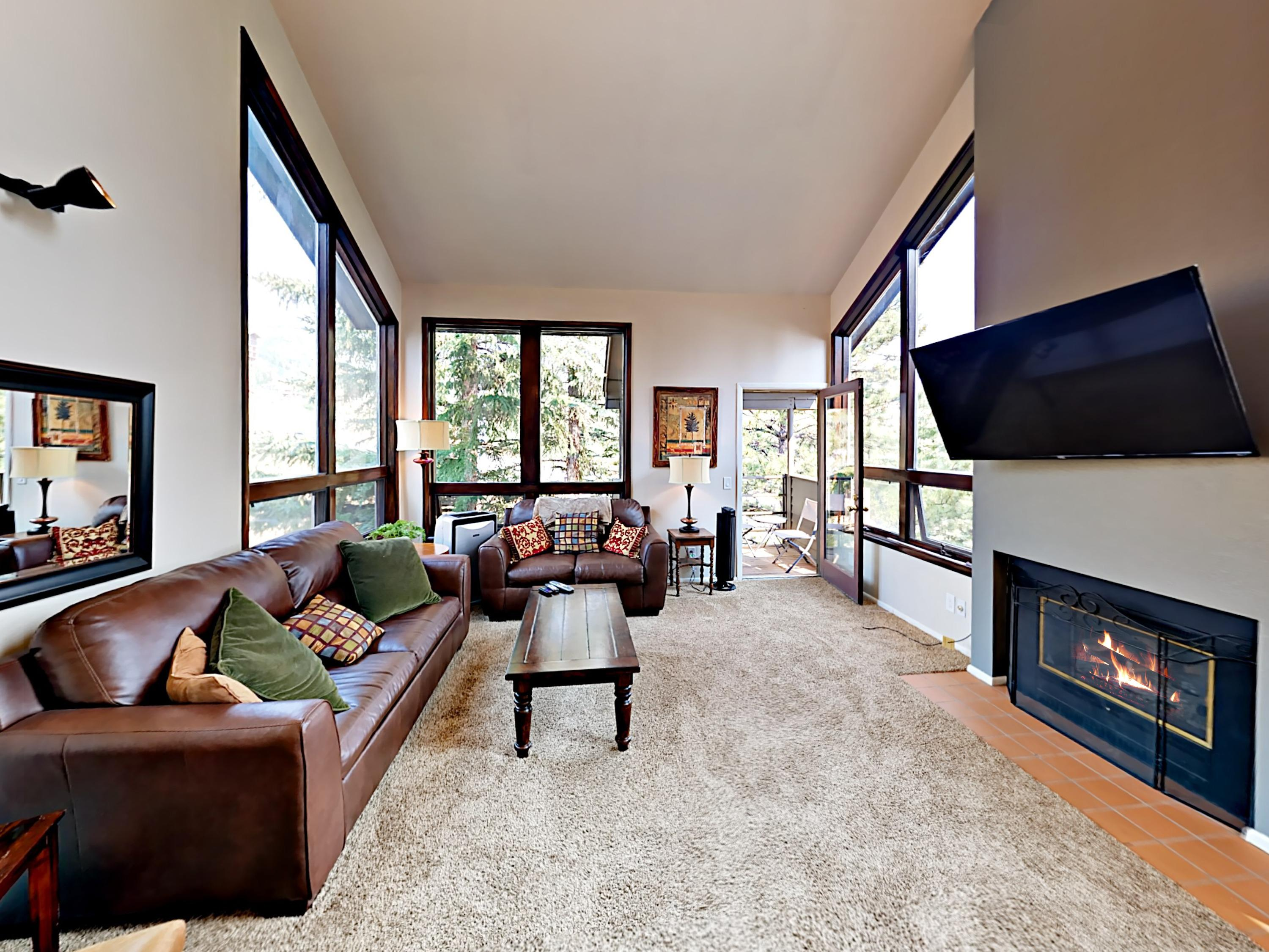 Welcome to Park City! Your townhouse is professionally managed and maintained by TurnKey Vacation Rentals.
