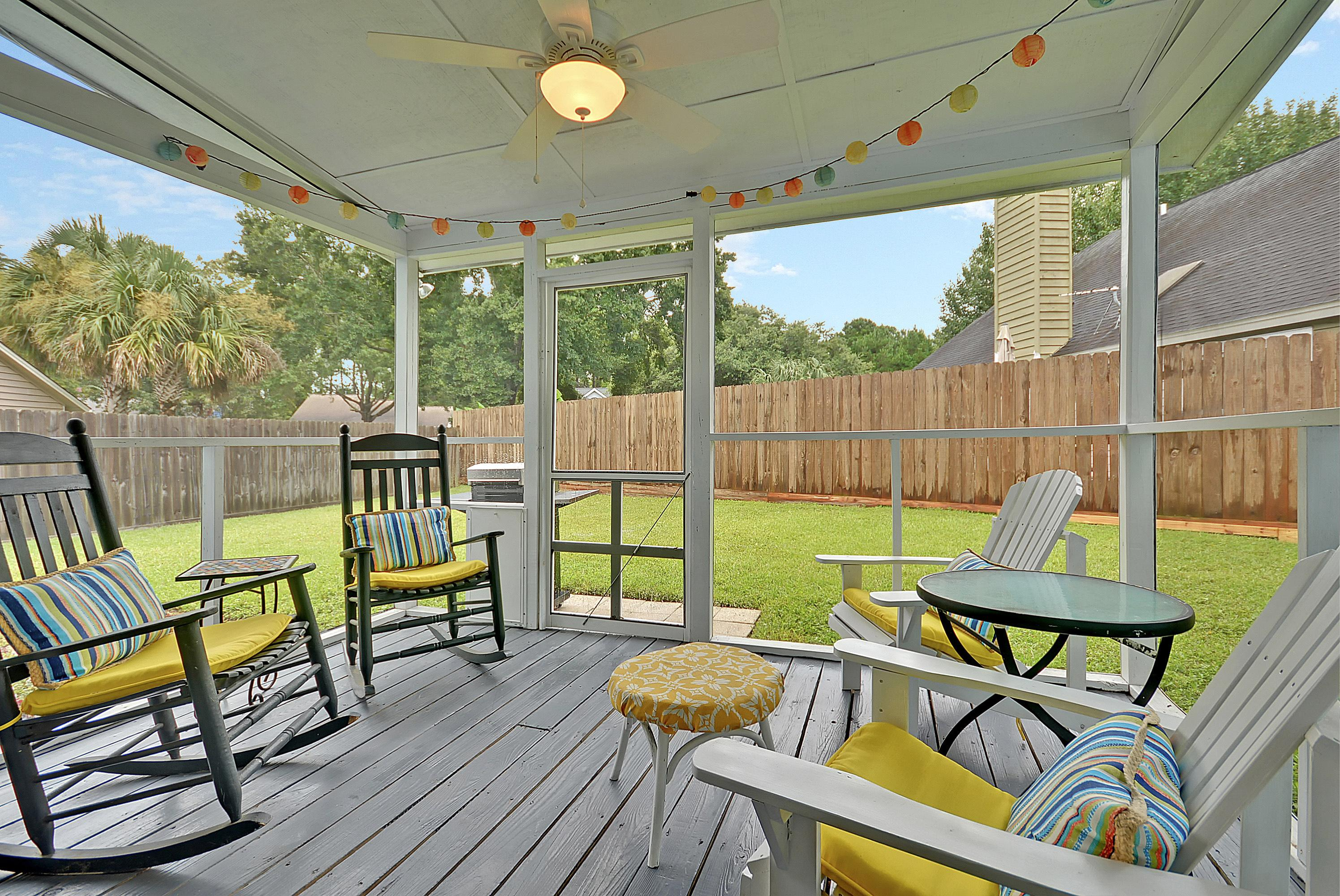 Peaceful Home with Screened Porch near Beach and Town