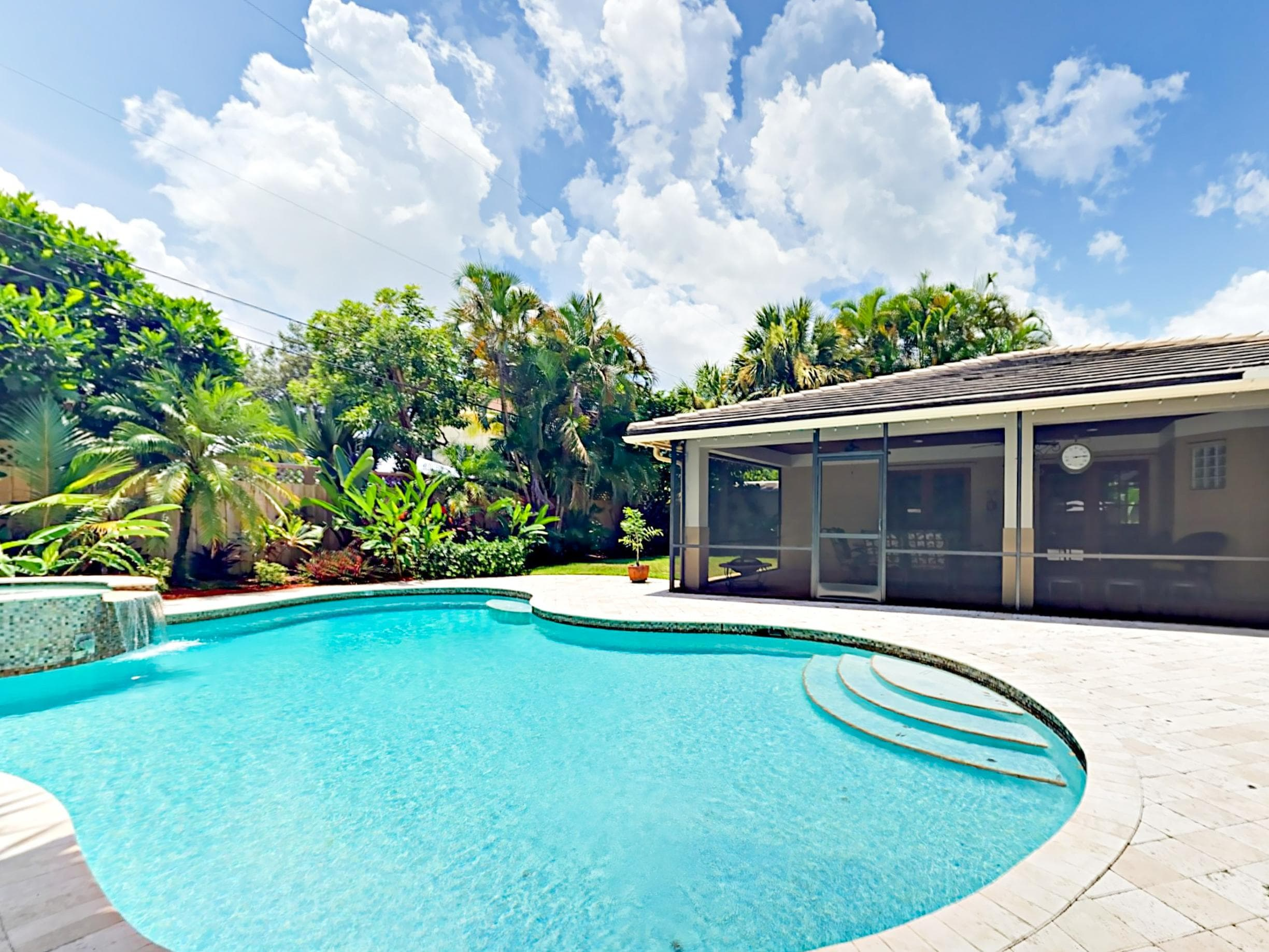 Welcome to West Palm Beach! Your rental is professionally managed by TurnKey Vacation Rentals.
