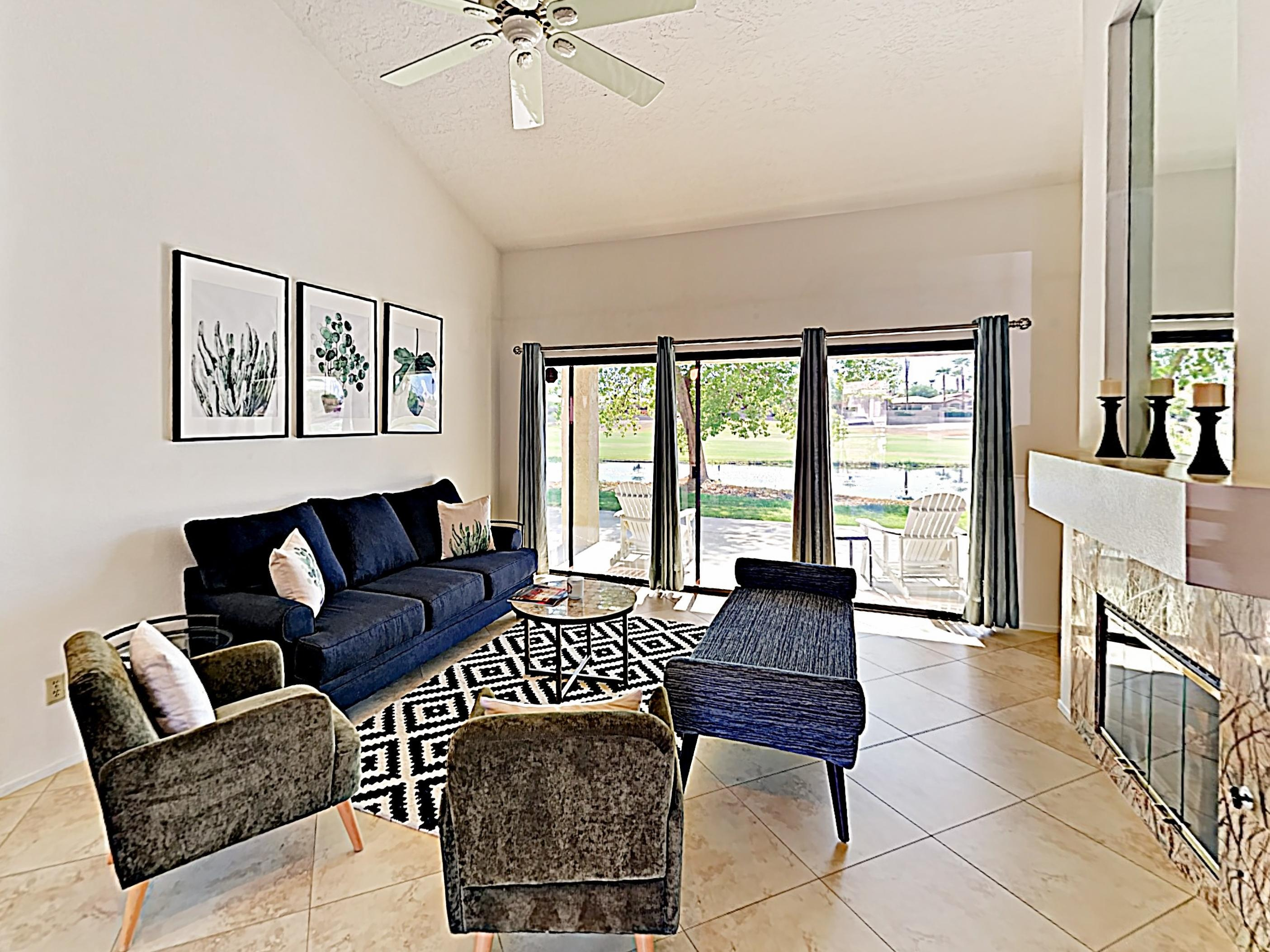 Welcome to Palm Desert! This condo is professionally managed by TurnKey Vacation Rentals.