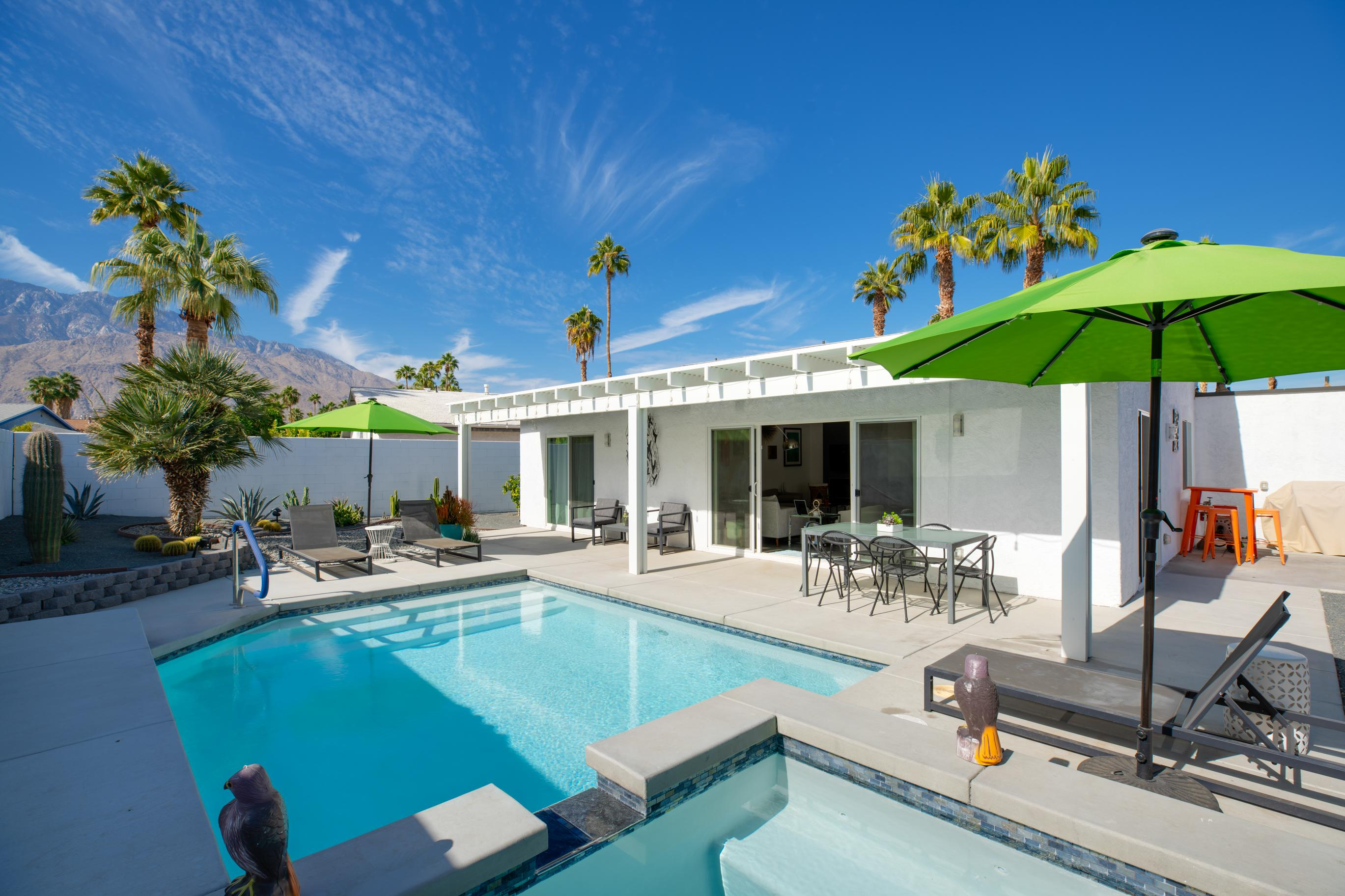 Welcome to Palm Springs! This posh getaway is professionally managed by TurnKey Vacation Rentals.