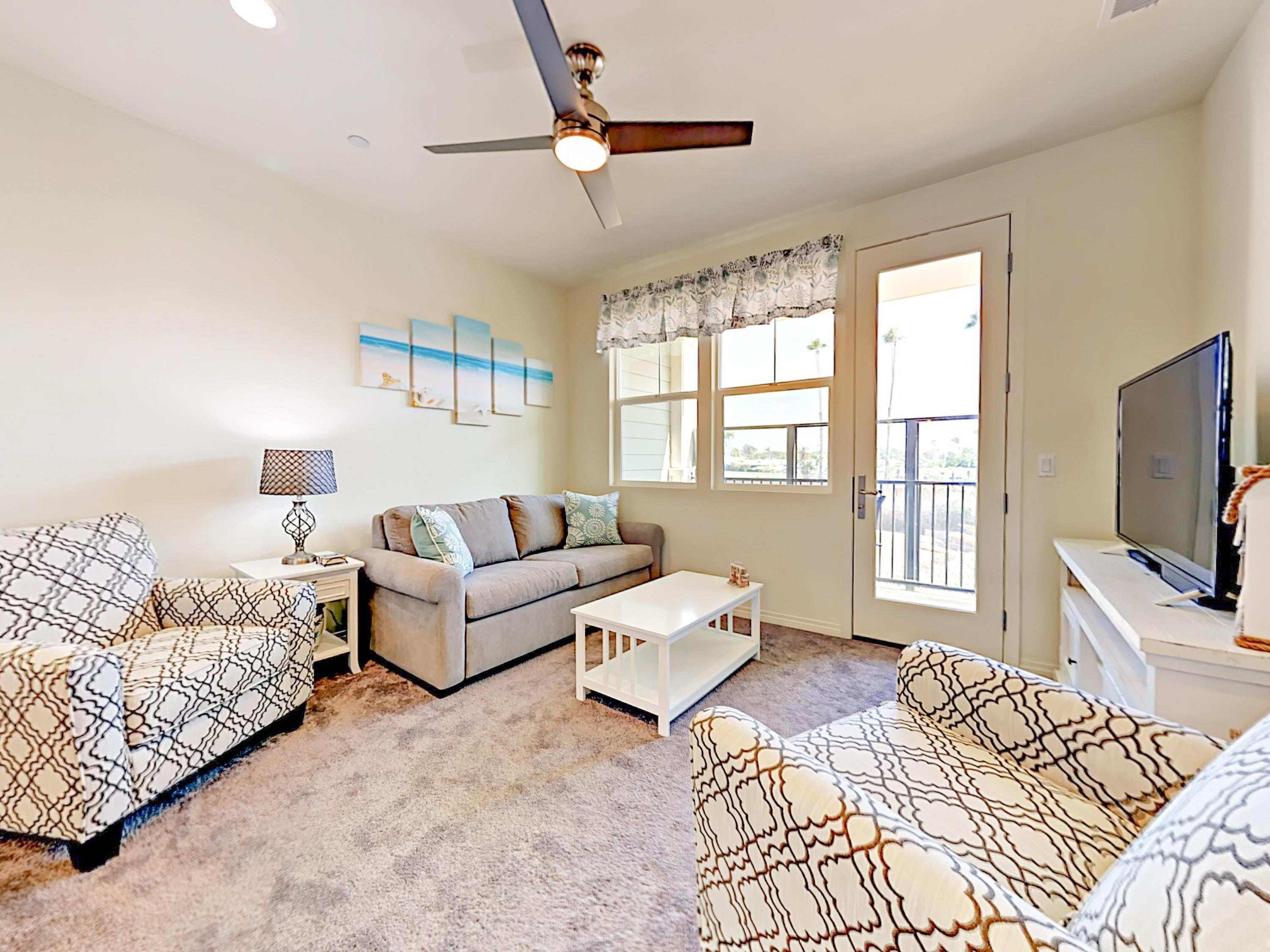Welcome to San Diego! This brand-new townhome is professionally managed by TurnKey Vacation Rentals.