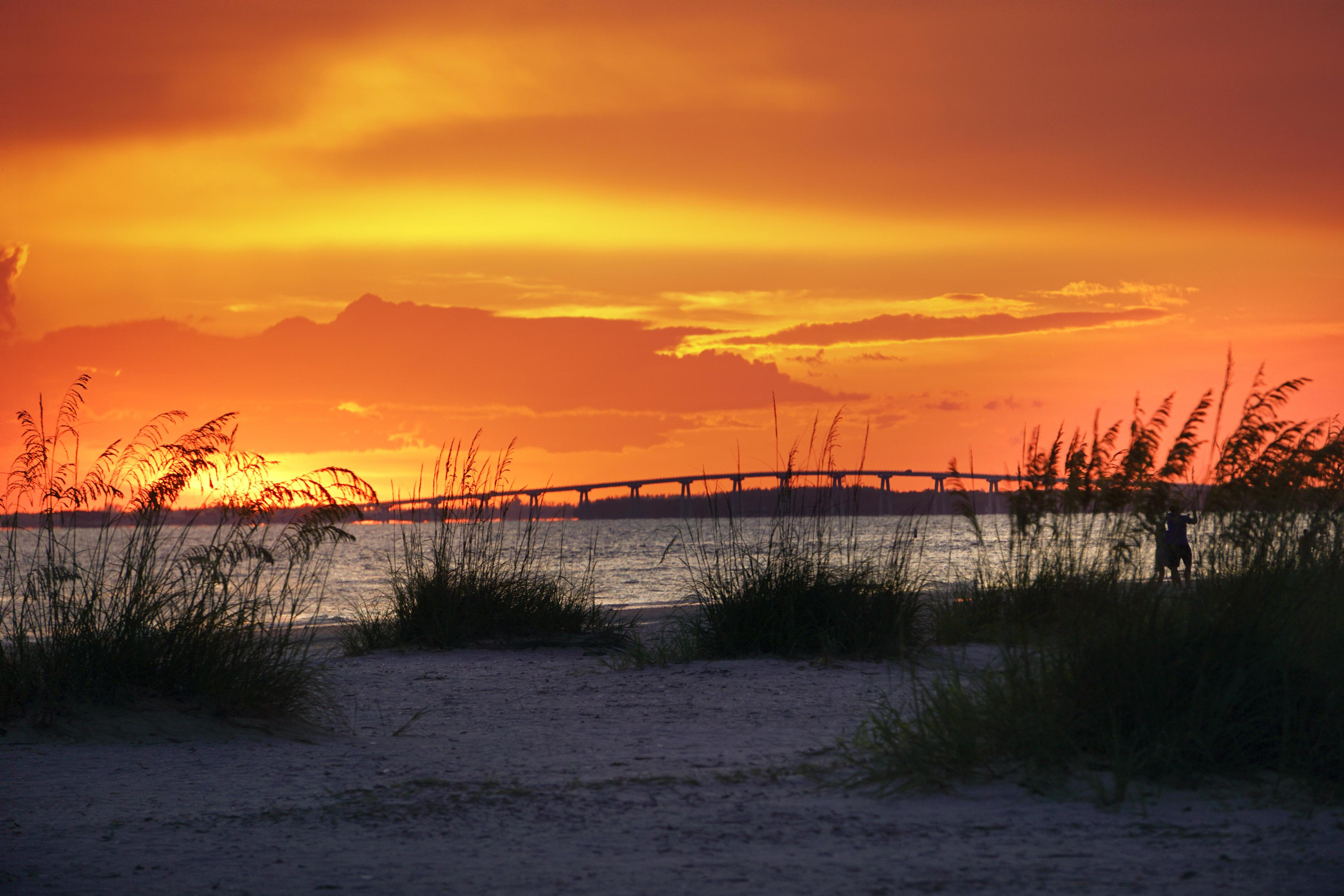 Bring your boat and explore the natural beauty of Fort Myers.