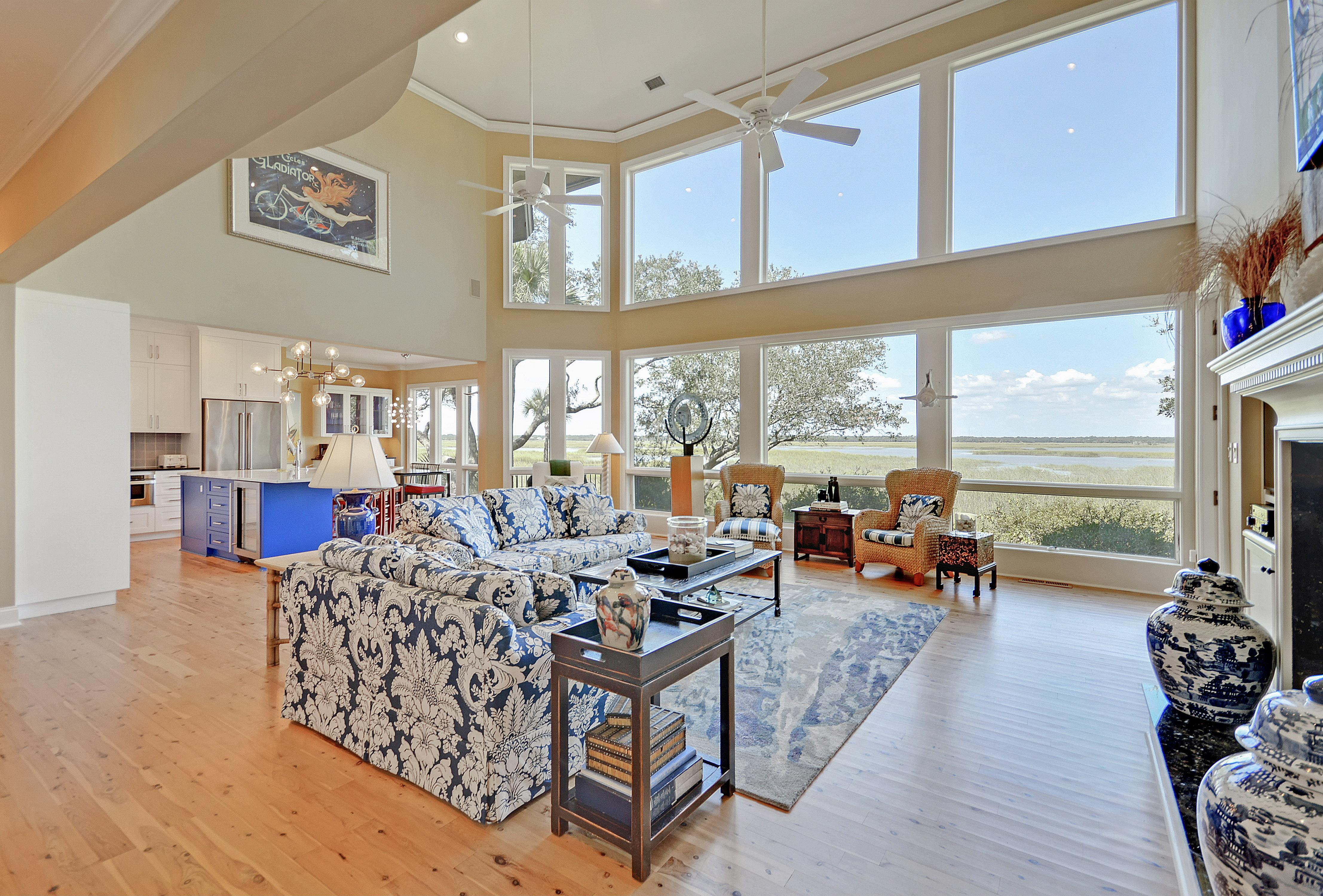 Luxe 3BR w/ Stunning Marsh Views