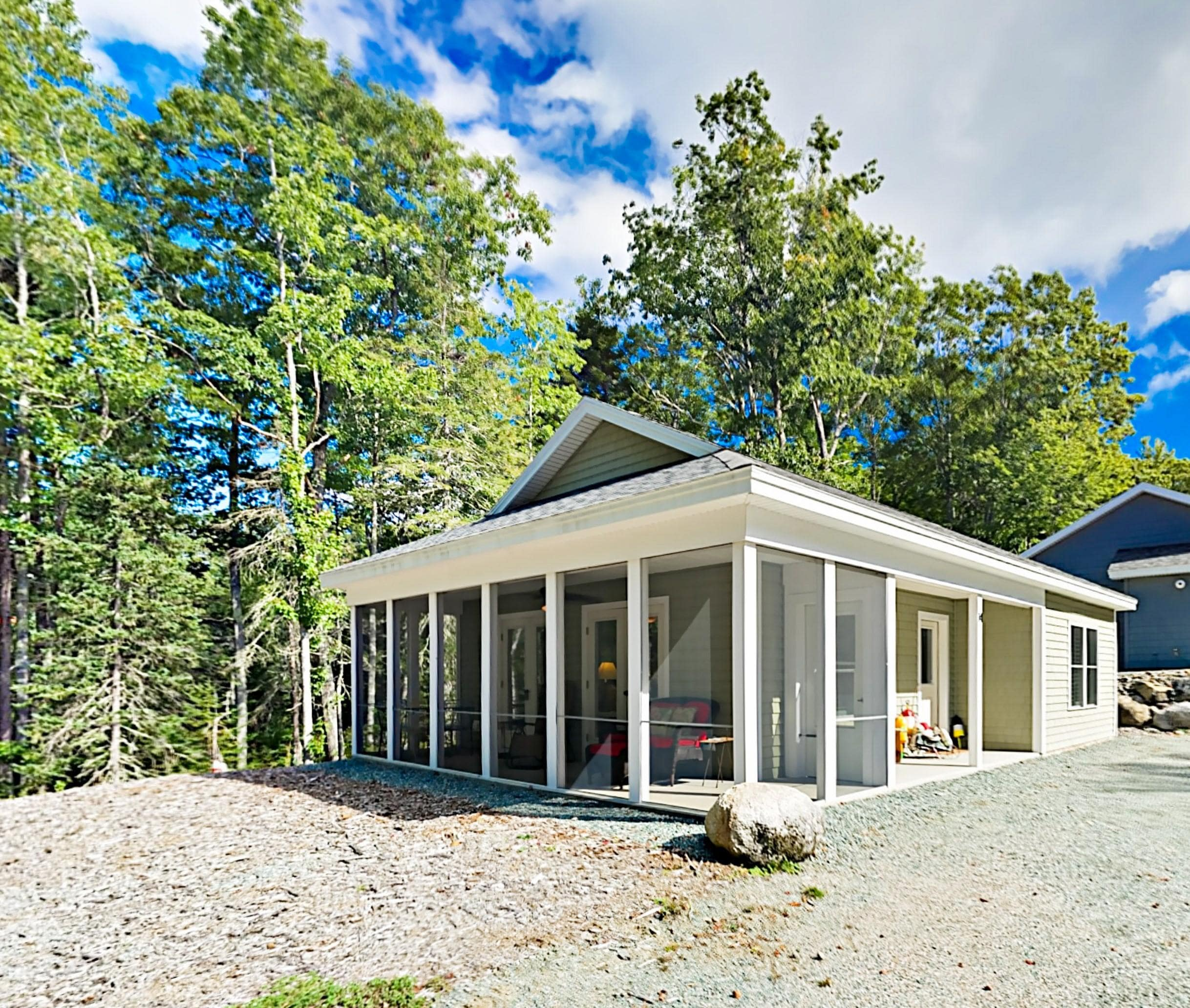 Welcome to Bar Harbor! This woodlands cottage is professionally managed by TurnKey Vacation Rentals.