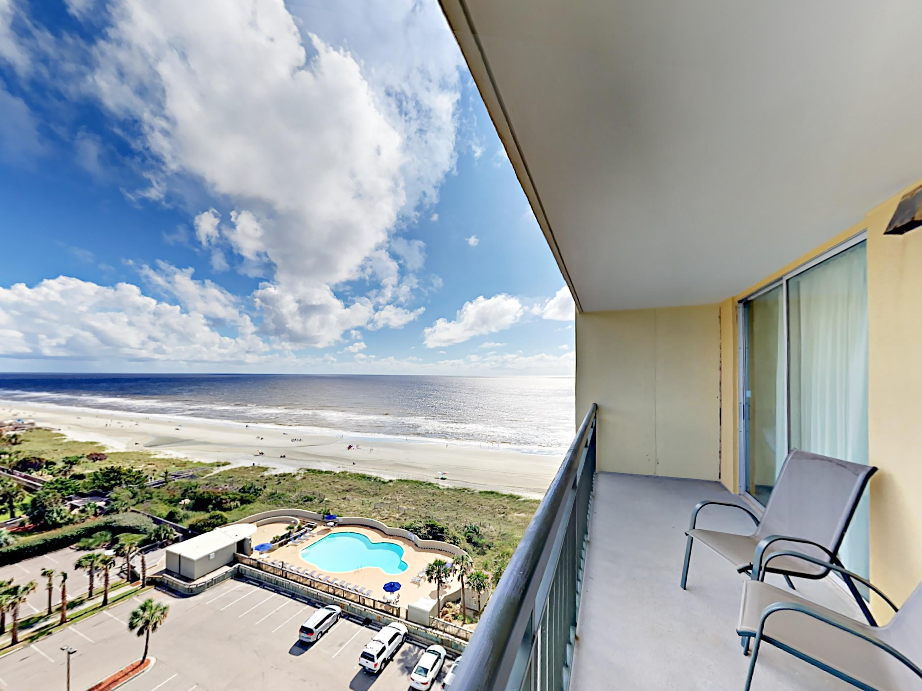 Welcome to Myrtle Beach! This 10th-floor condo is professionally managed by TurnKey Vacation Rentals.
