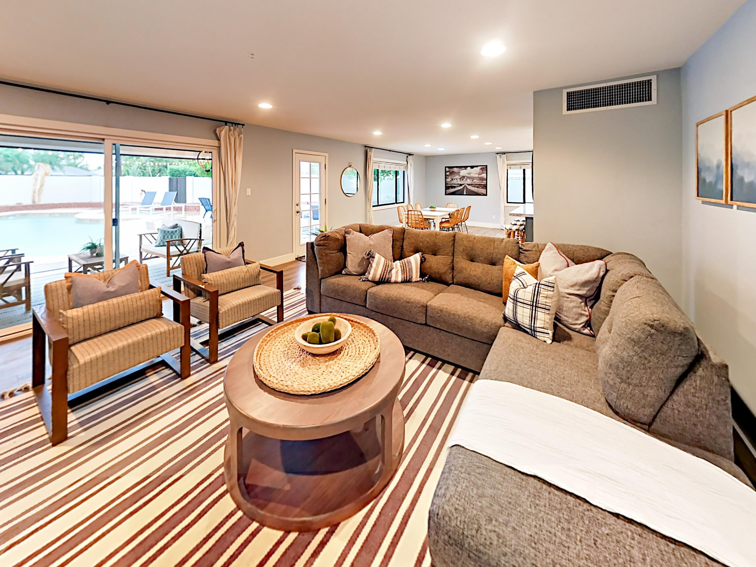 Welcome to Scottsdale! Your rental is professionally managed by TurnKey Vacation Rentals.