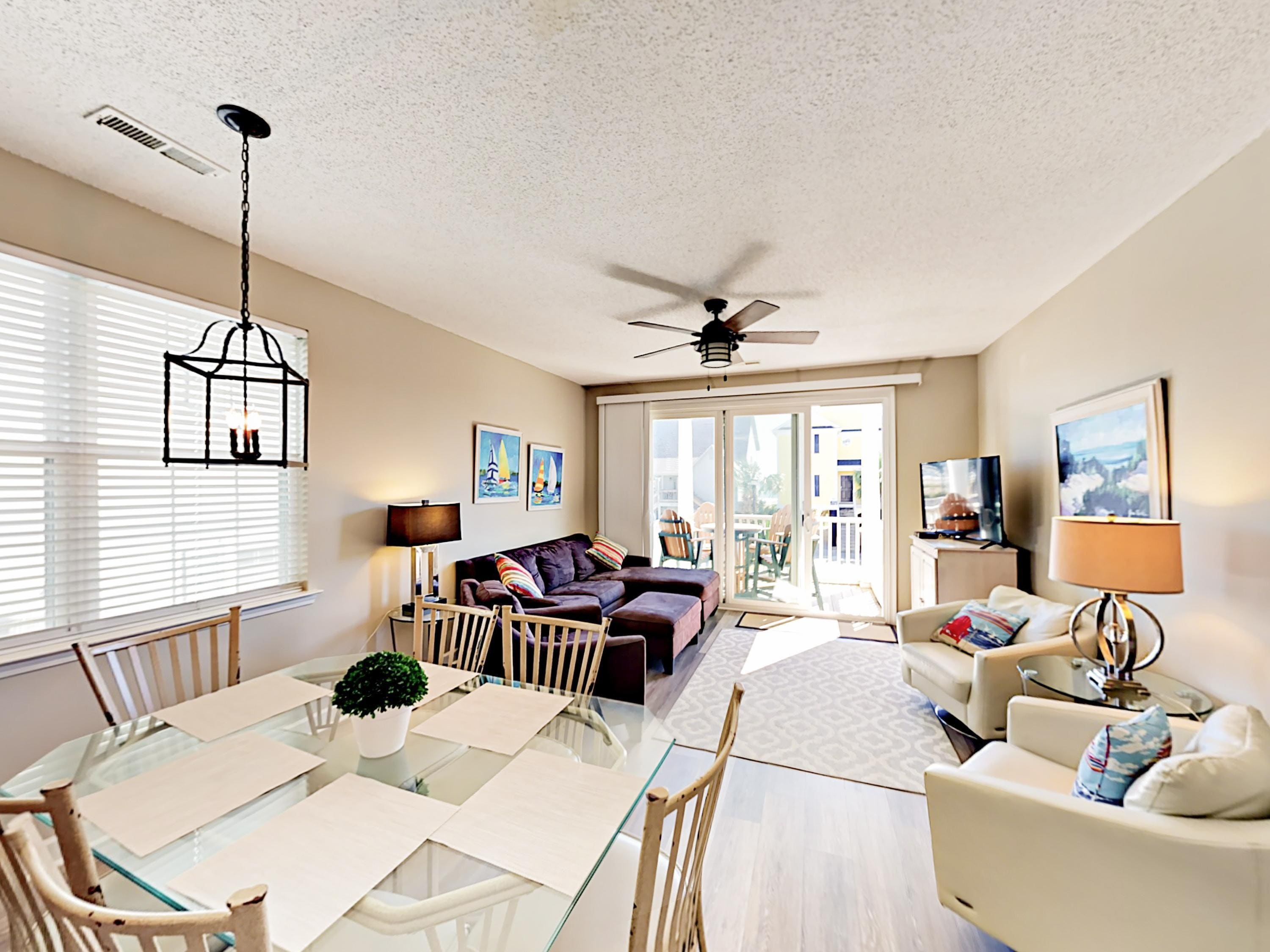 Welcome to Surfside Beach! Your rental is professionally managed by TurnKey Vacation Rentals.
