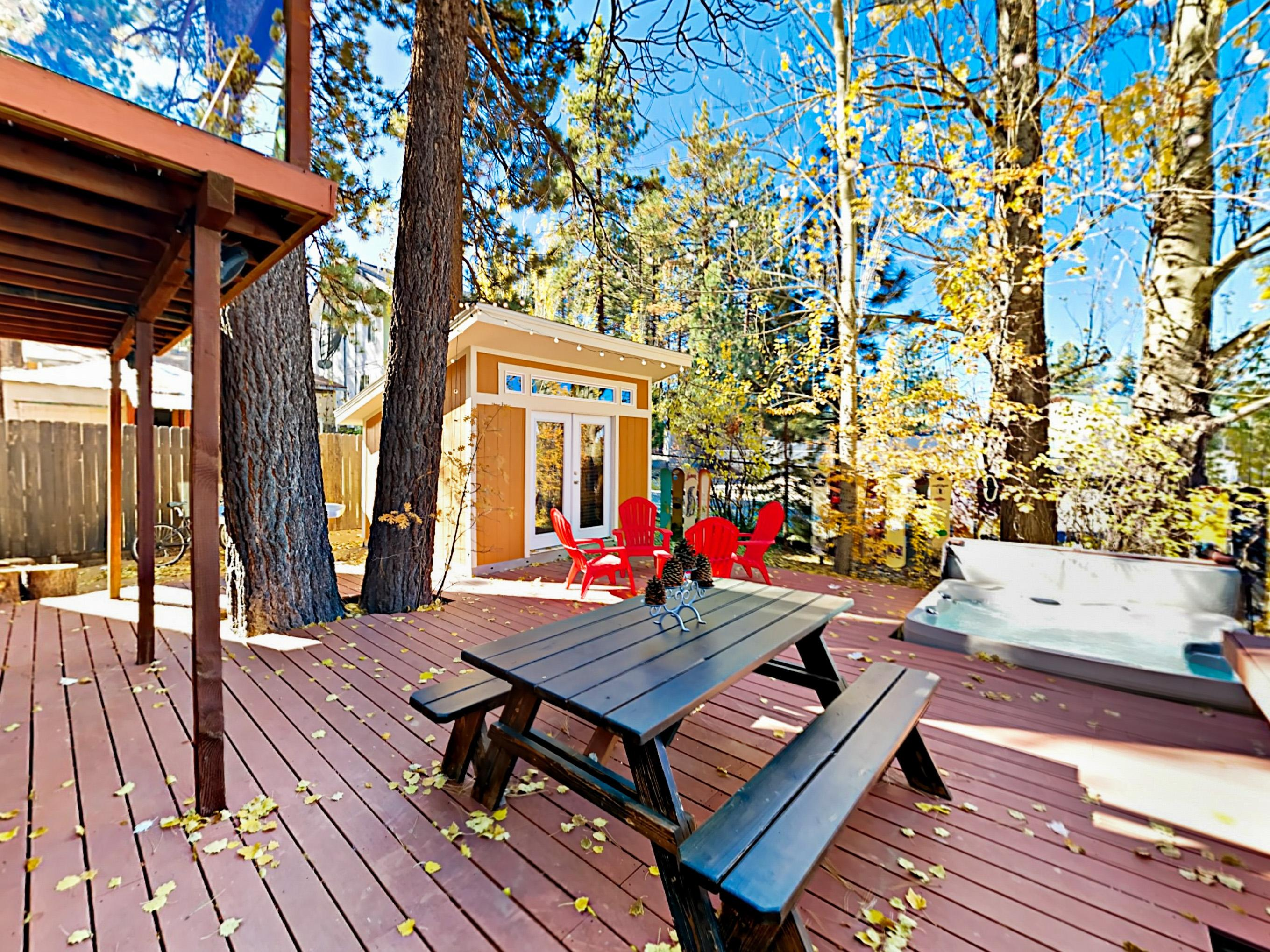 Welcome to Big Bear! Your home is professionally managed by TurnKey Vacation Rentals.
