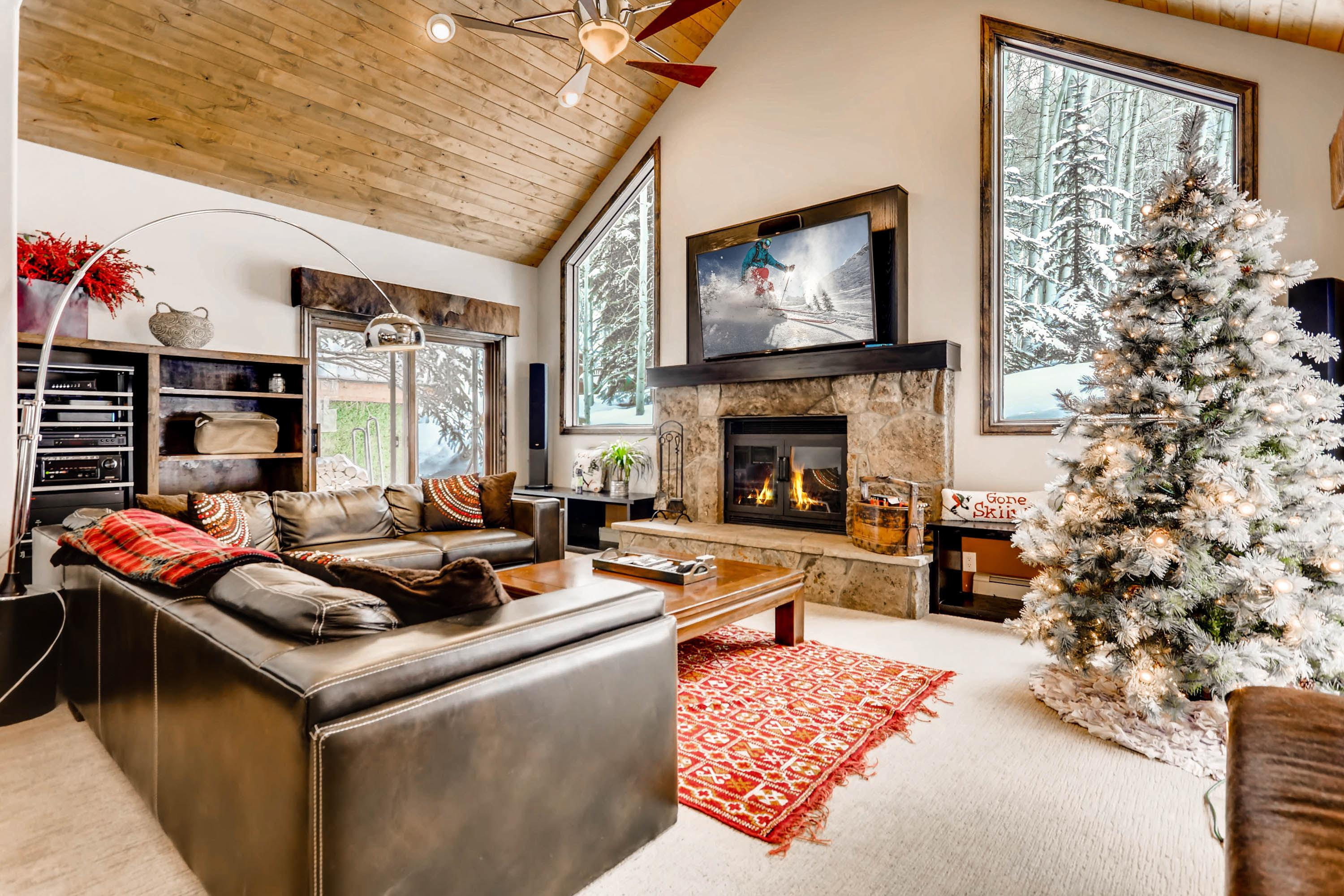 Welcome to Vail! This mountain getaway is professionally managed by TurnKey Vacation Rentals.