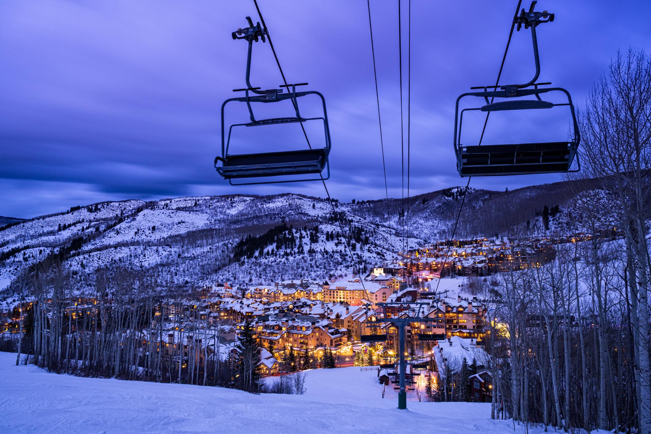 Your rental is conveniently located across the street from the Beaver Creek Gondola.