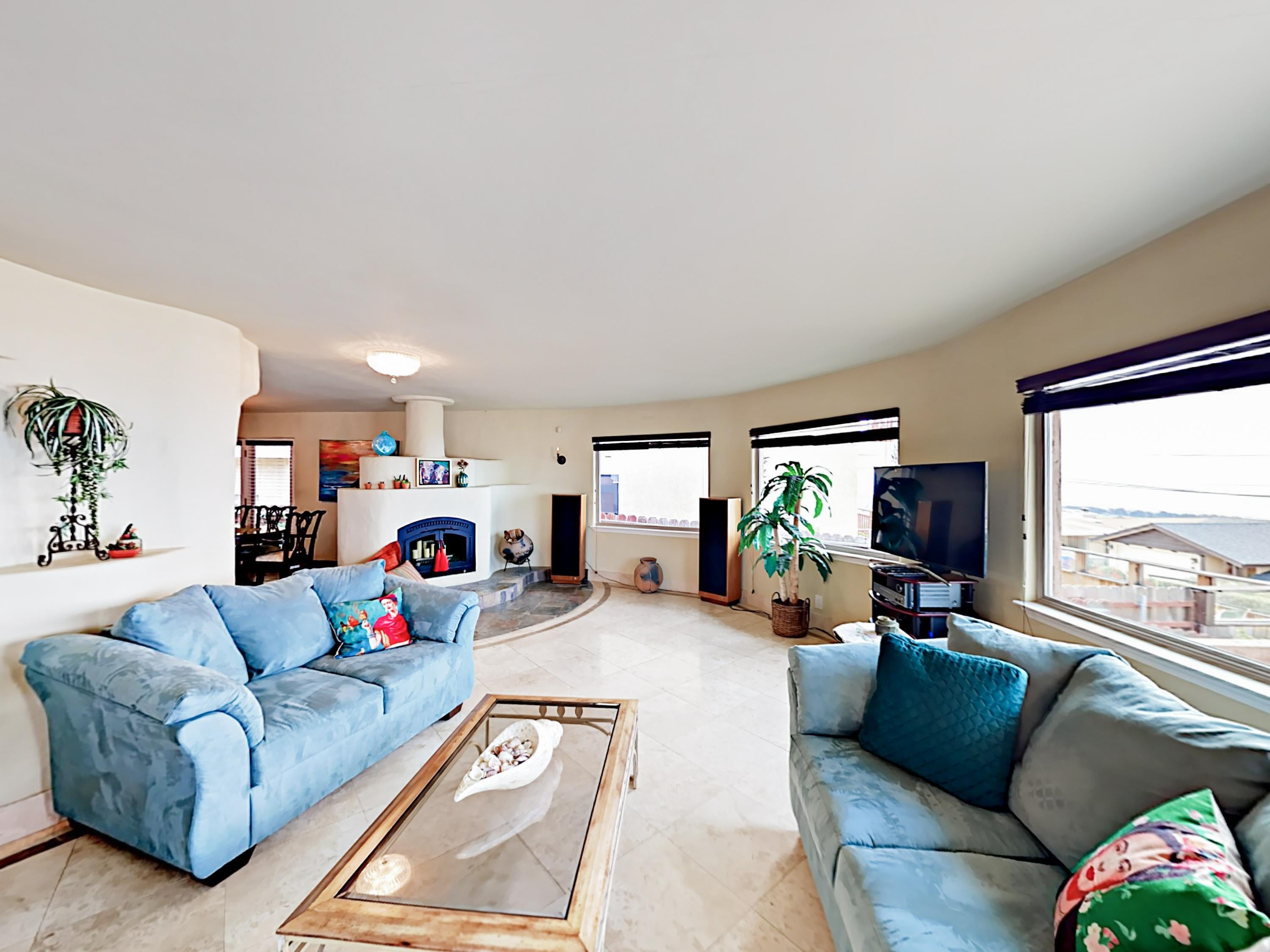 Welcome to Morro Bay! This house is professionally managed by TurnKey Vacation Rentals.