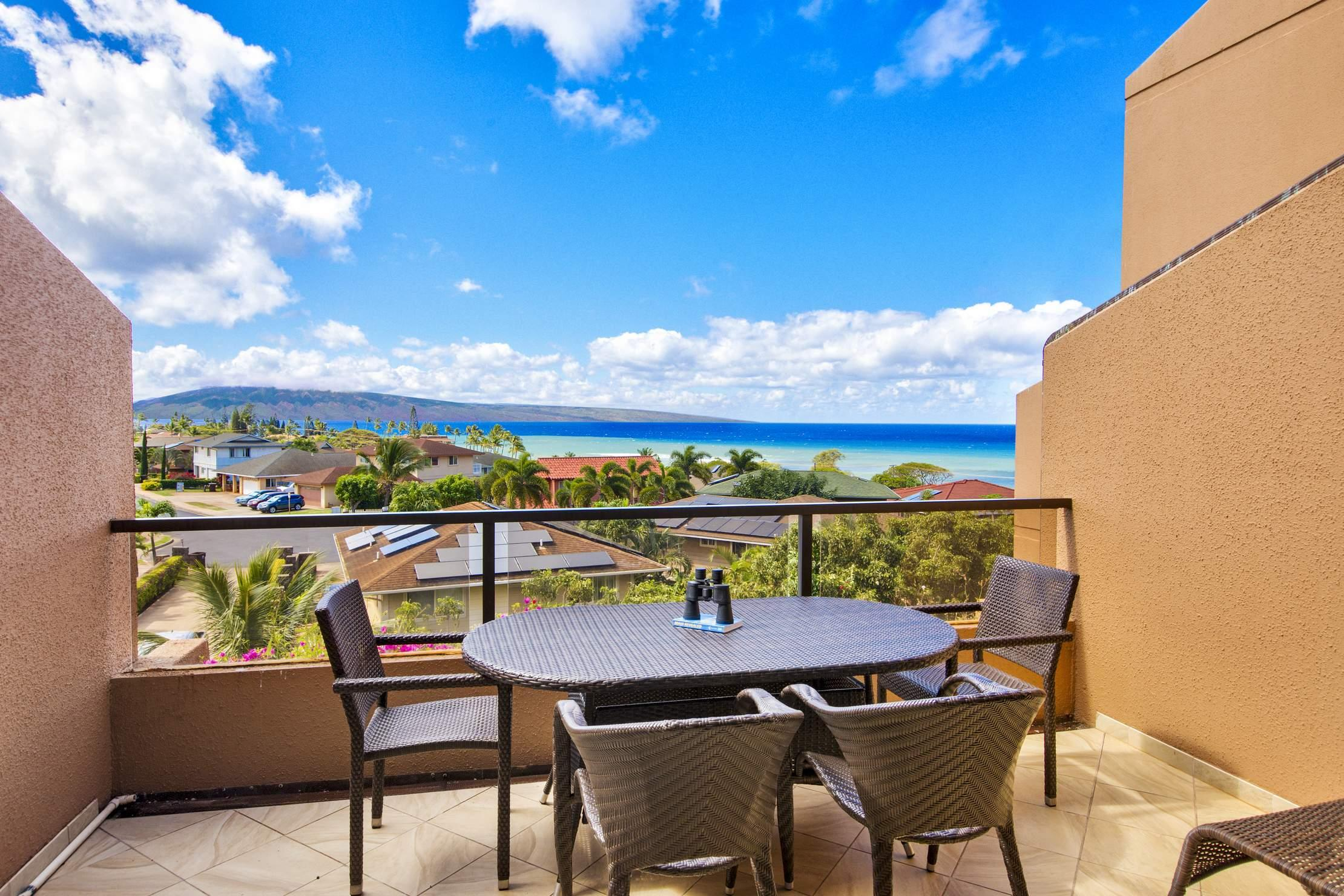 Aloha, welcome to Lahaina! Your ocean-view condo is professionally managed by TurnKey Vacation Rentals.