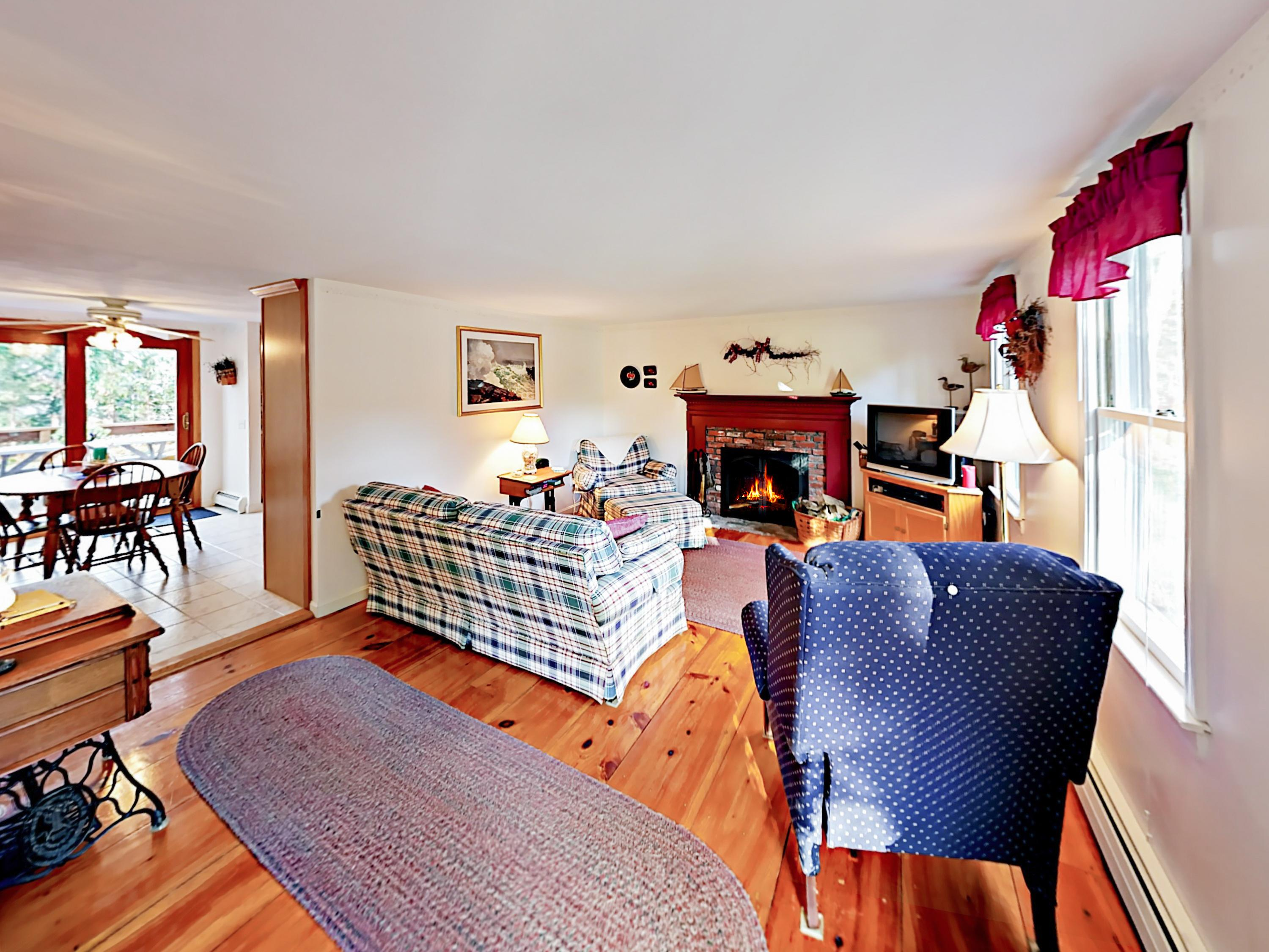 Boasting classic Cape Cod style and a prime location just 200 steps from Long Pond, this cottage offers the perfect home base for your vacation.
