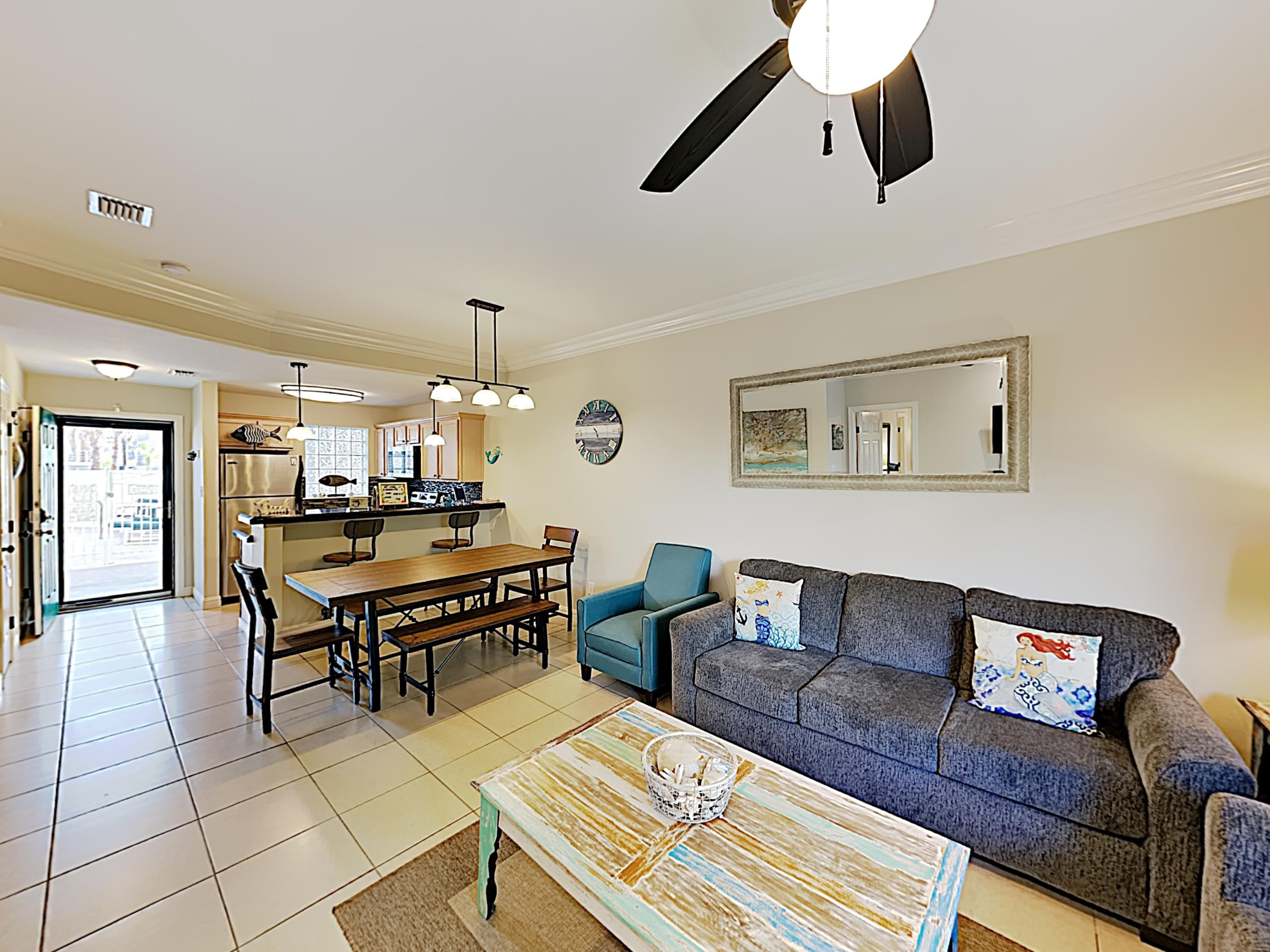 Welcome to South Padre Island! Your condo is professionally managed by TurnKey Vacation Rentals.