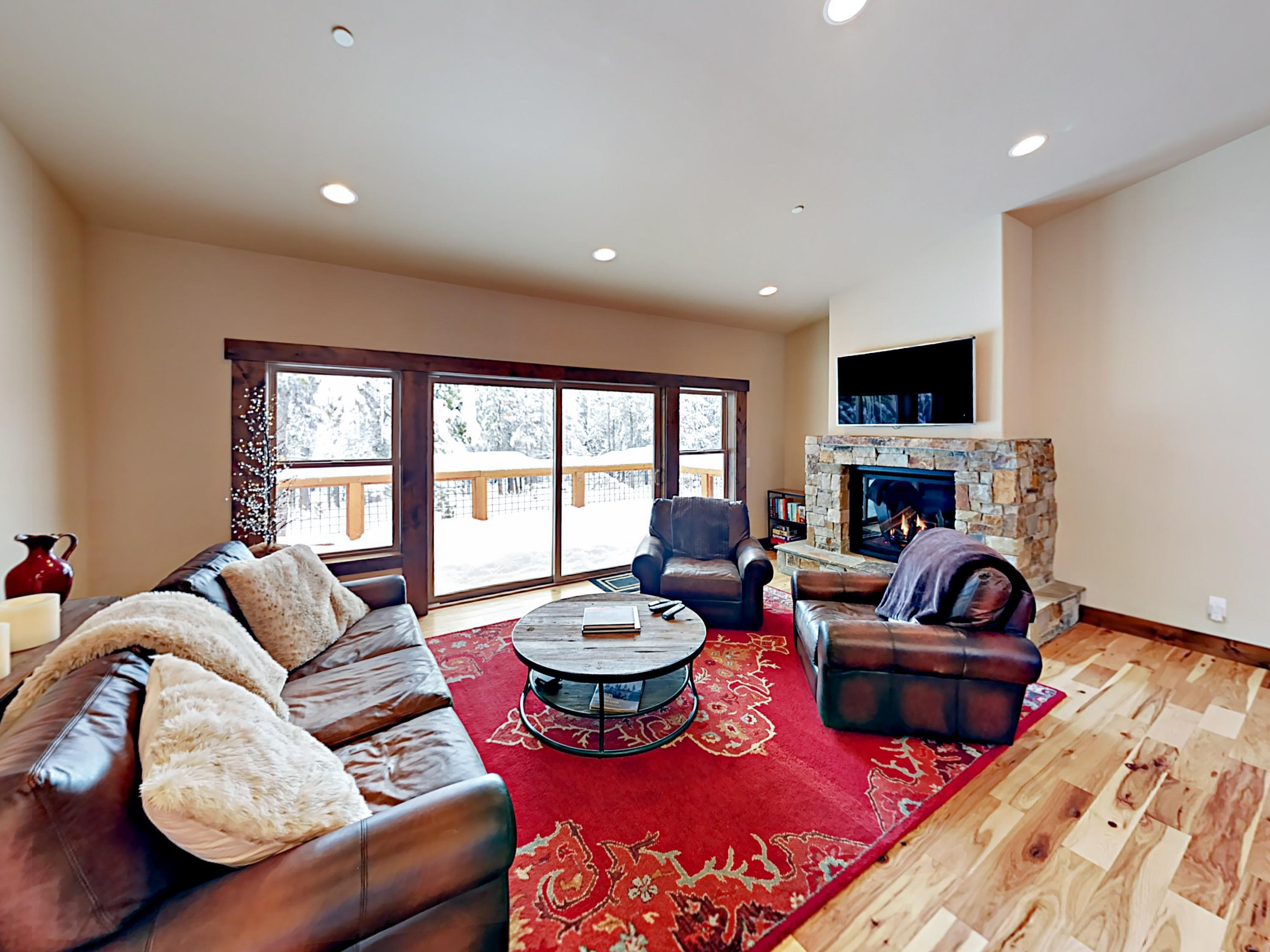 Welcome to Truckee! This newly built home is professionally managed by TurnKey Vacation Rentals.