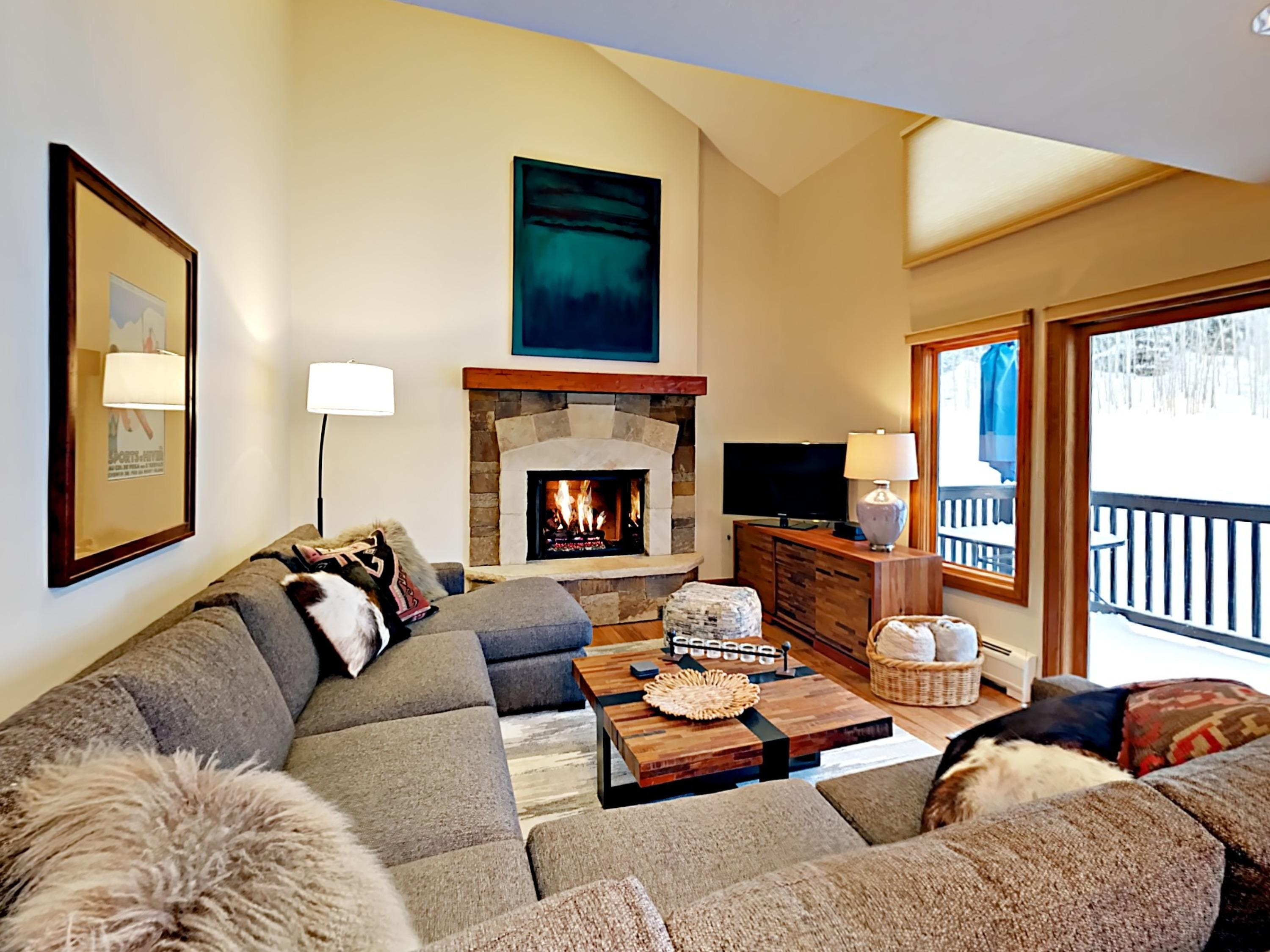 Welcome to Vail! Your rental is professionally managed by TurnKey Vacation Rentals.