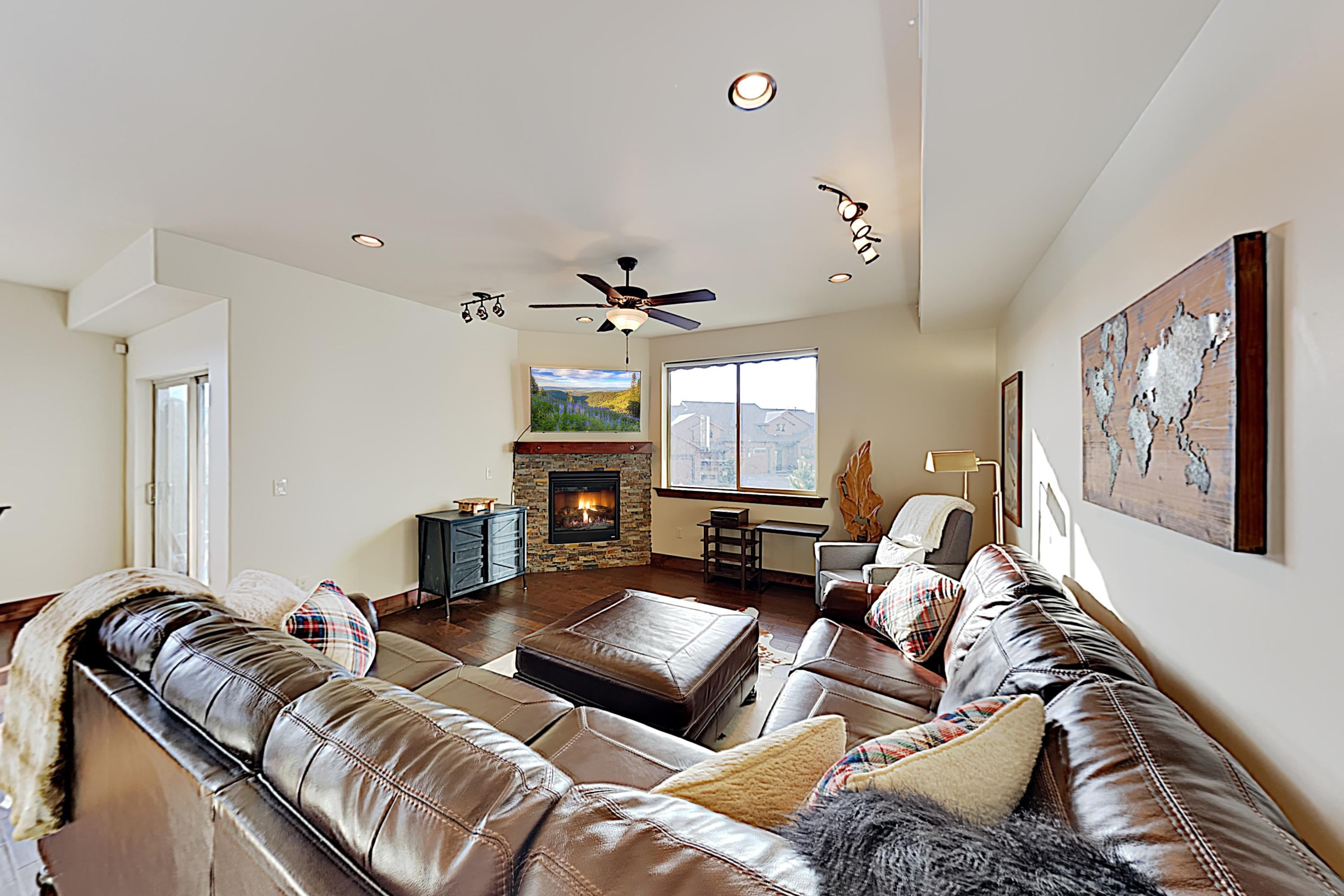 Welcome to Kamas! Your rental is professionally managed by TurnKey Vacation Rentals.