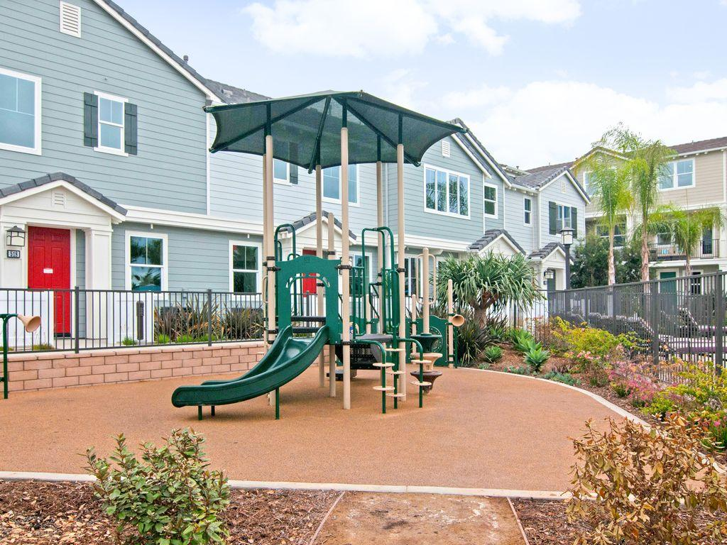 Hampshire at Bayside Landing has a playground the kids will love.