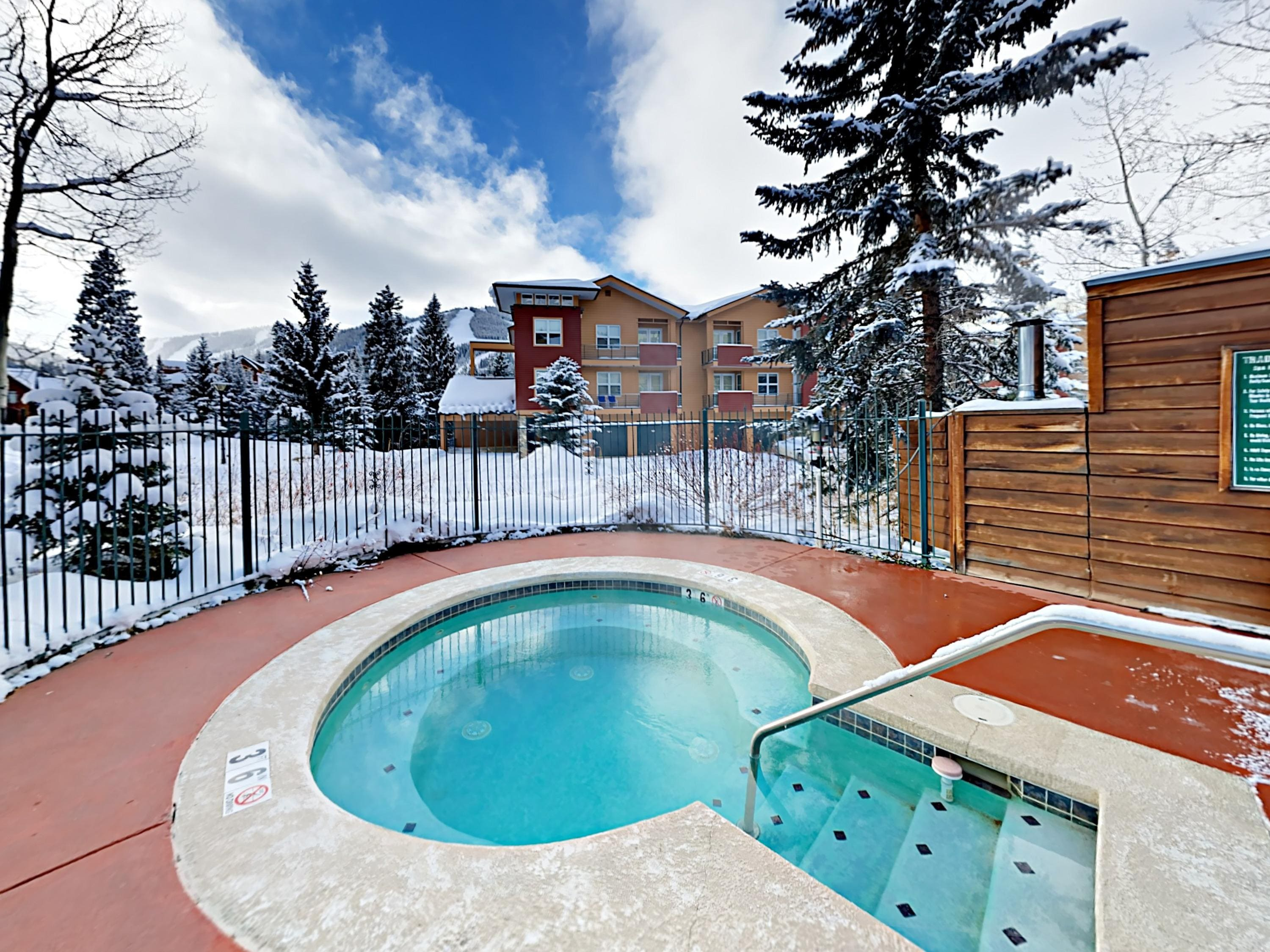 Property Image 2 - Elegant River Condo w/ Balcony, Close to Skiing