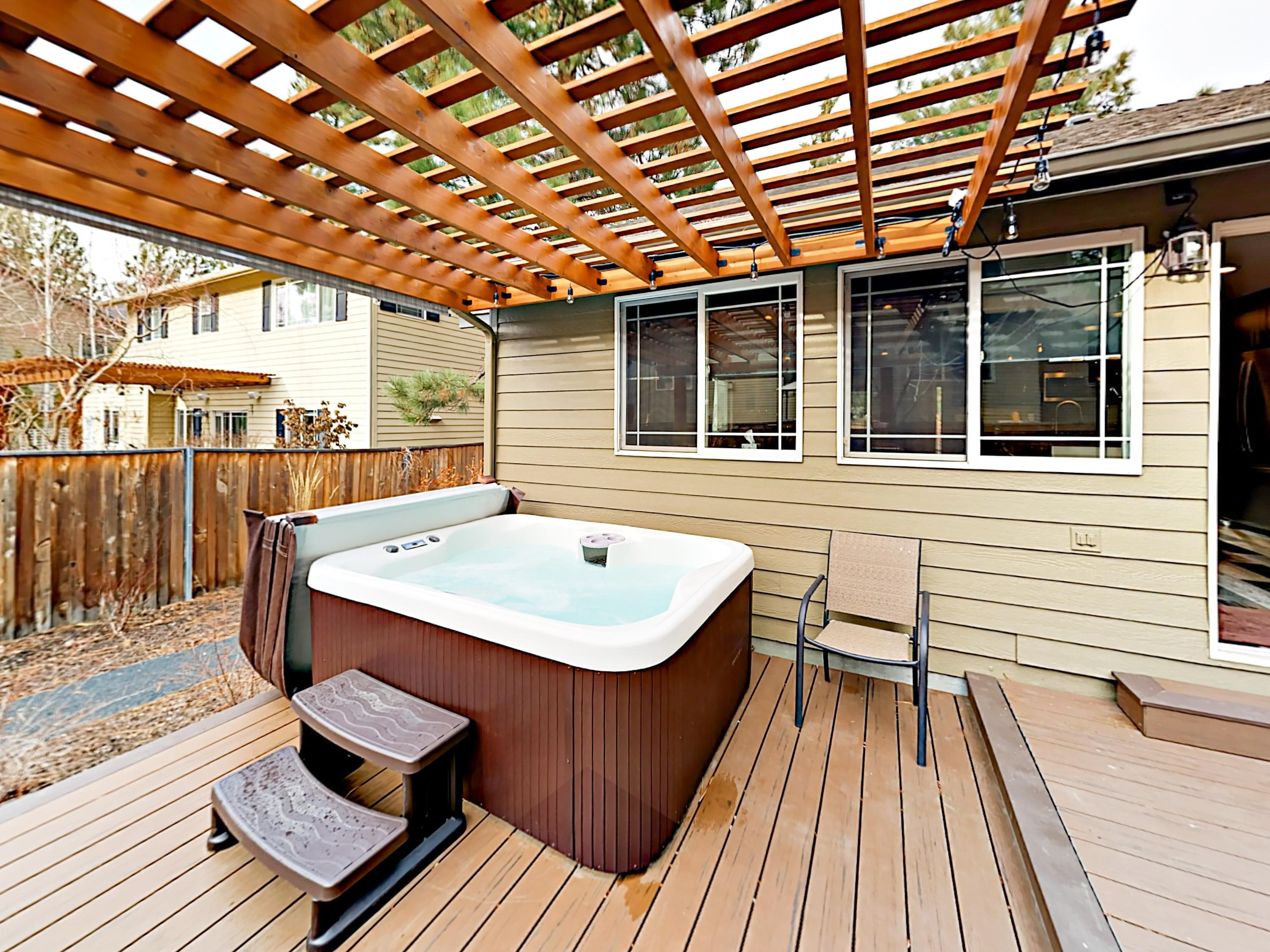 Chic Remodeled Home w/ New Hot Tub & Grill