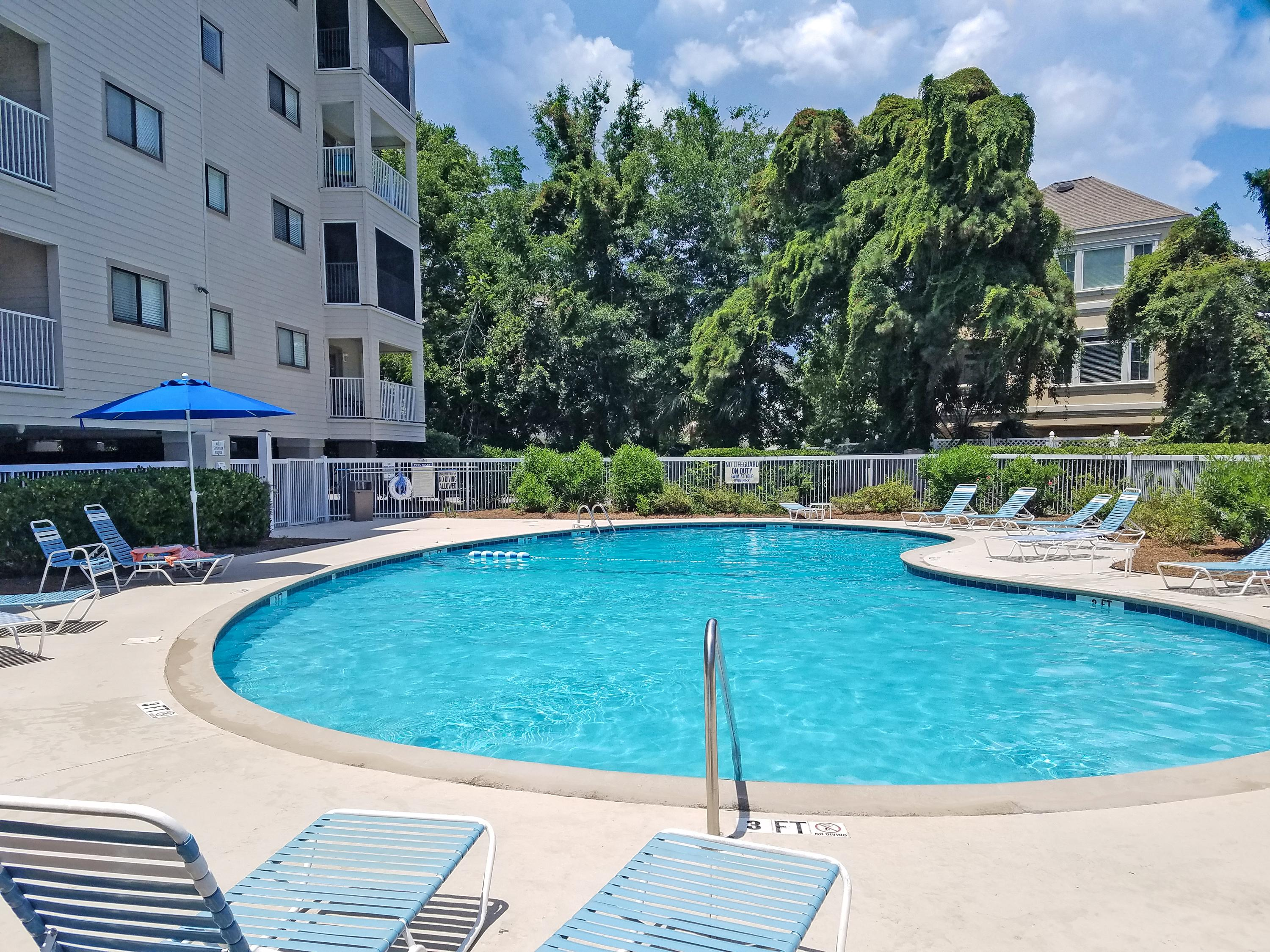 Your rental includes access to 2 seasonal outdoor pools.